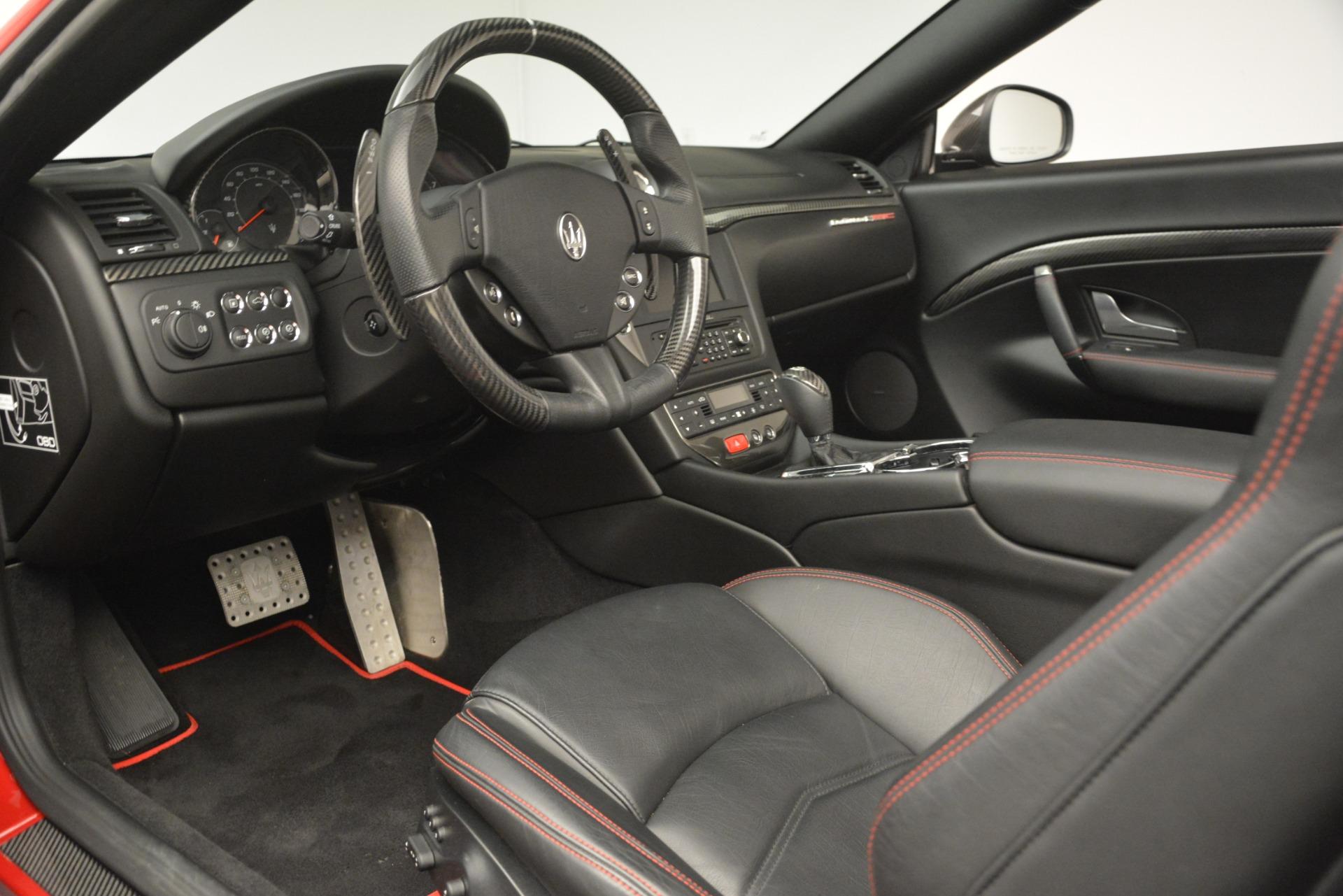 Used 2015 Maserati GranTurismo MC For Sale In Greenwich, CT 3197_p20