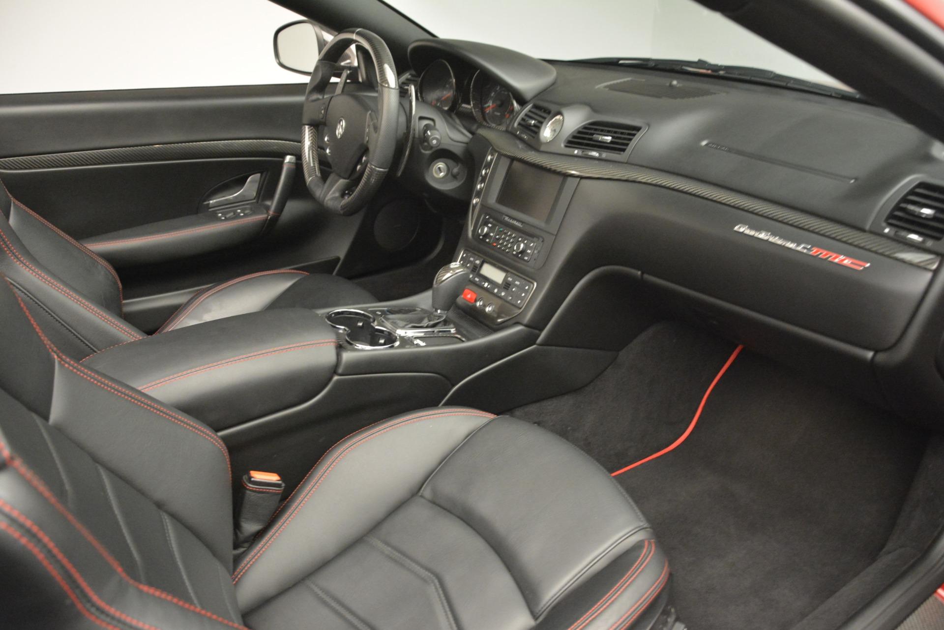 Used 2015 Maserati GranTurismo MC For Sale In Greenwich, CT 3197_p28