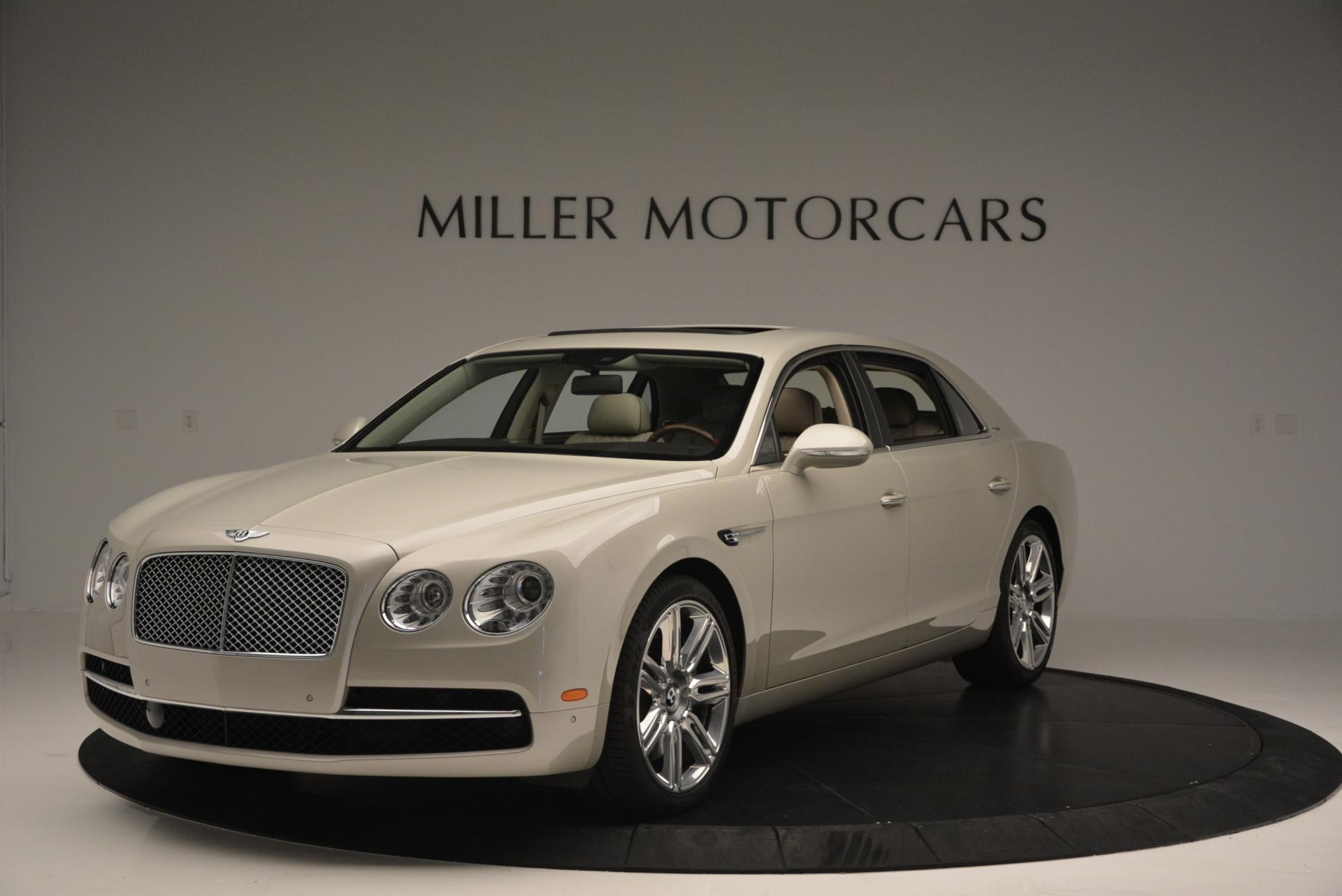Used 2016 Bentley Flying Spur W12 For Sale In Greenwich, CT 32_main