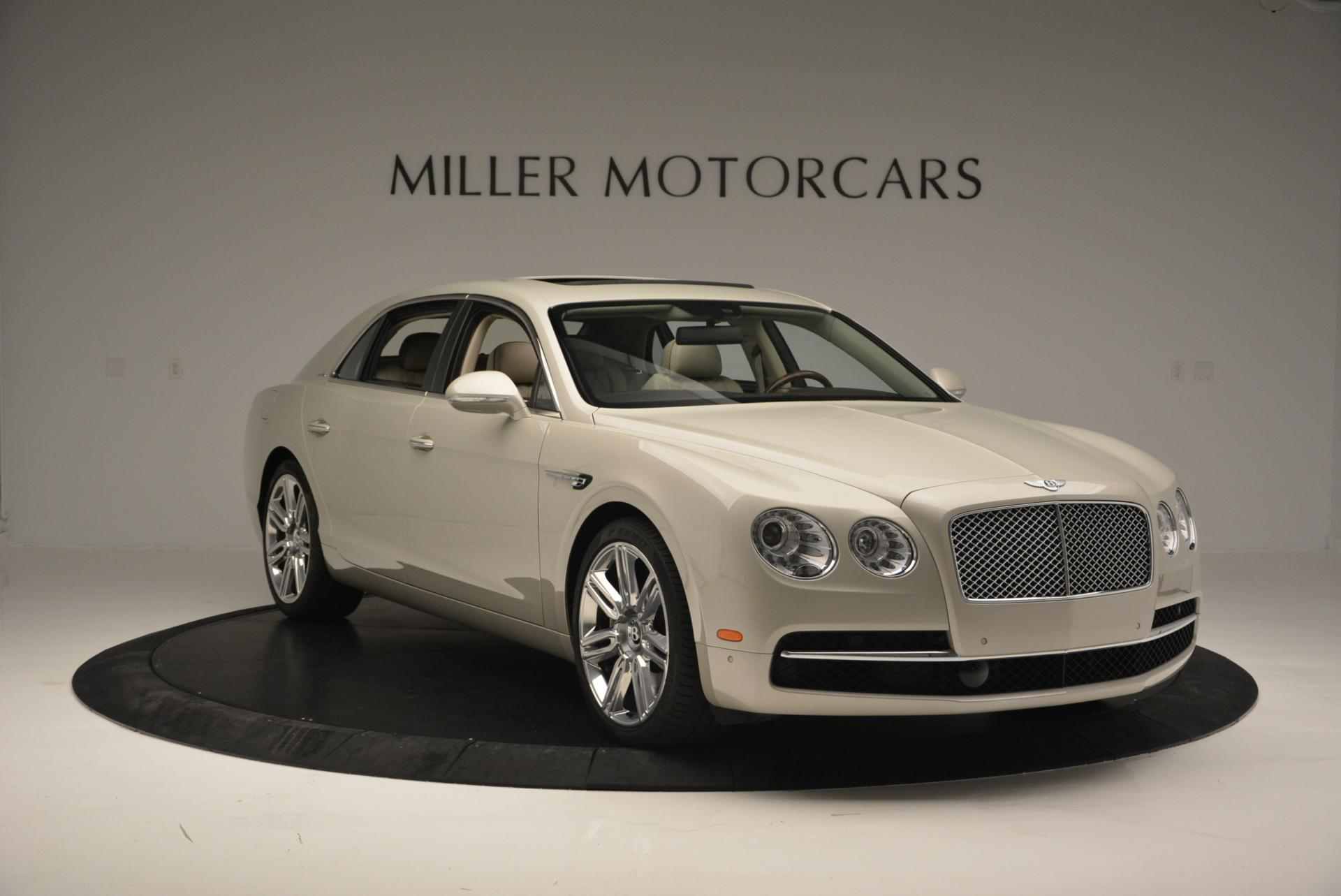 Used 2016 Bentley Flying Spur W12 For Sale In Greenwich, CT 32_p11
