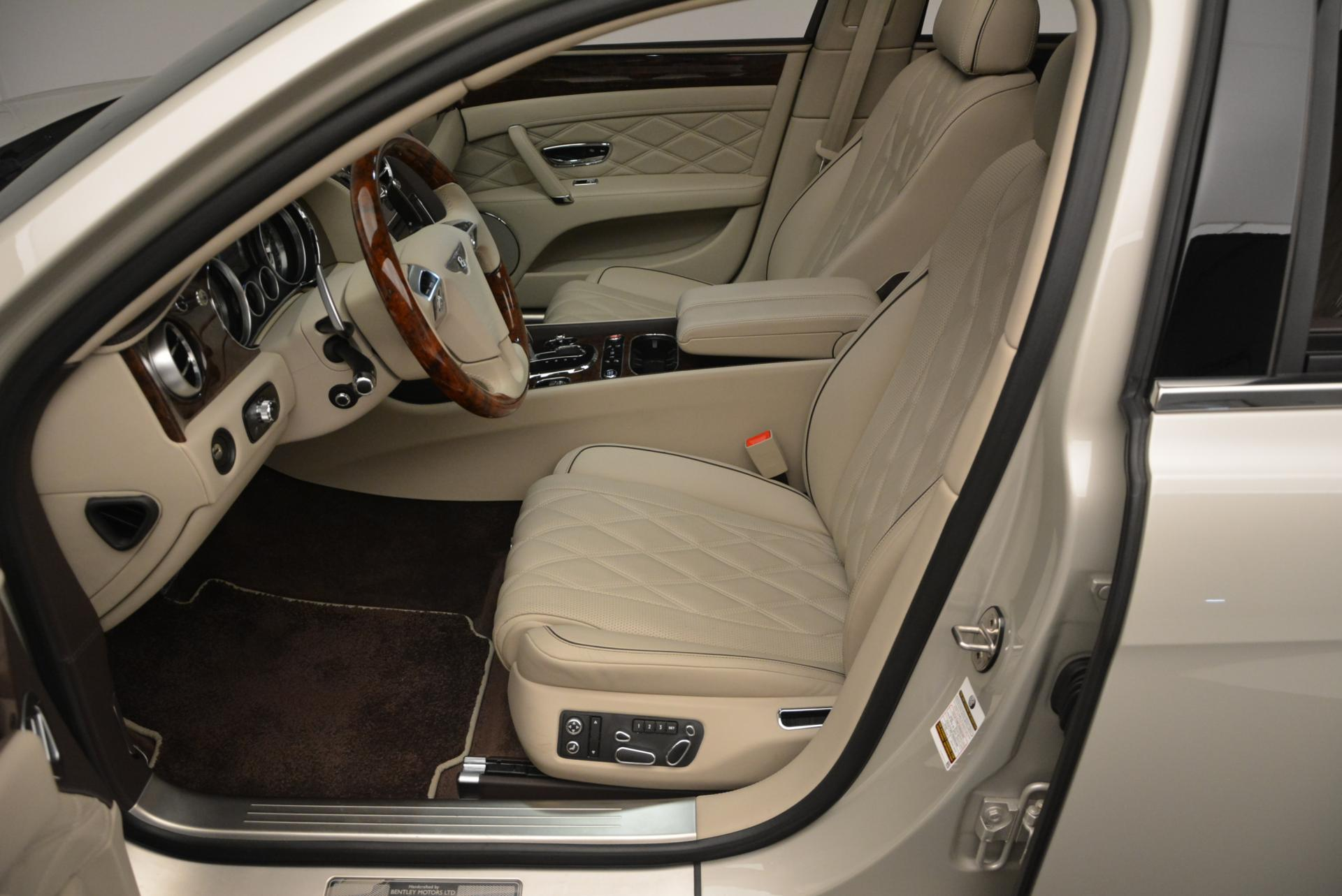 Used 2016 Bentley Flying Spur W12 For Sale In Greenwich, CT 32_p20