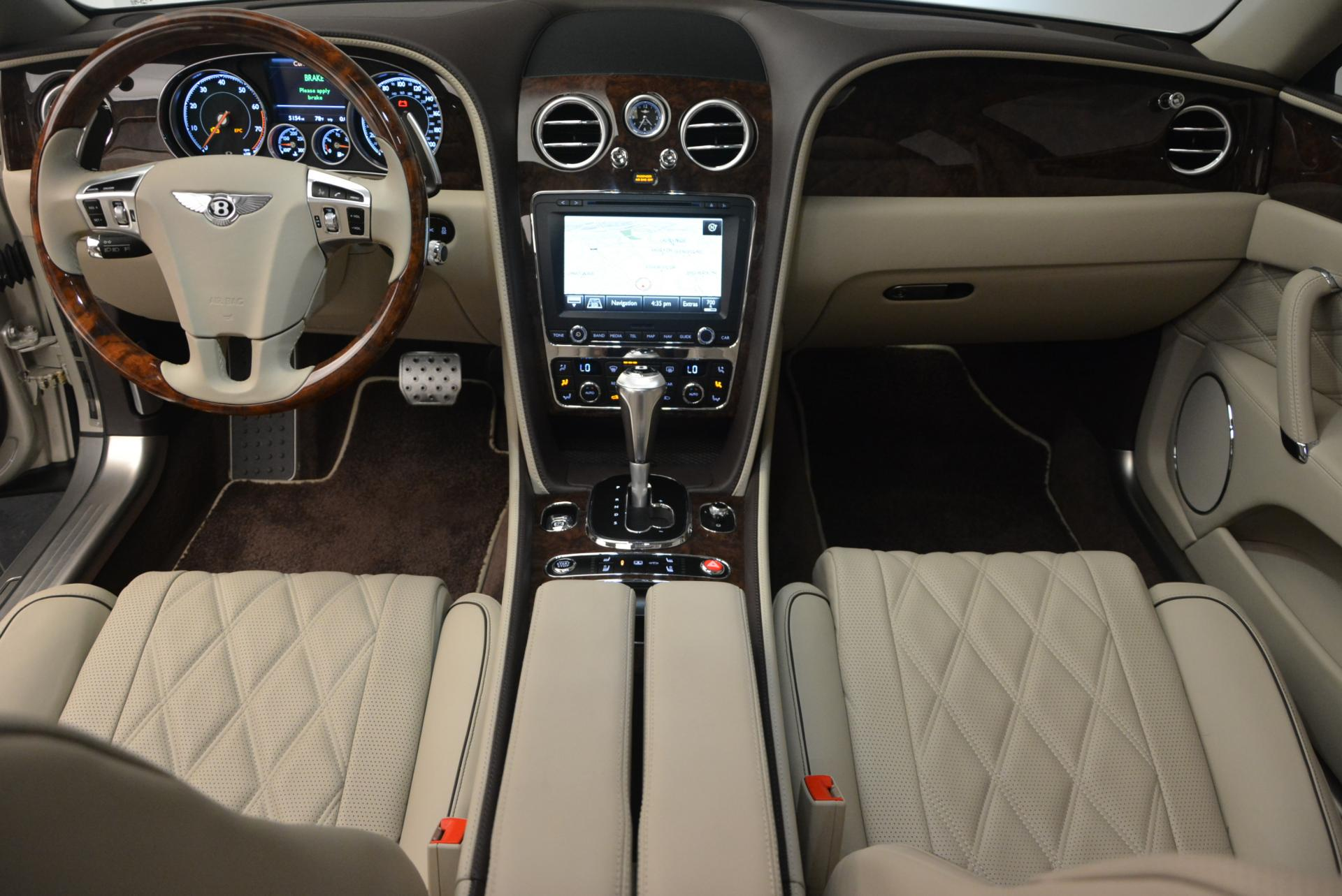 Used 2016 Bentley Flying Spur W12 For Sale In Greenwich, CT 32_p25