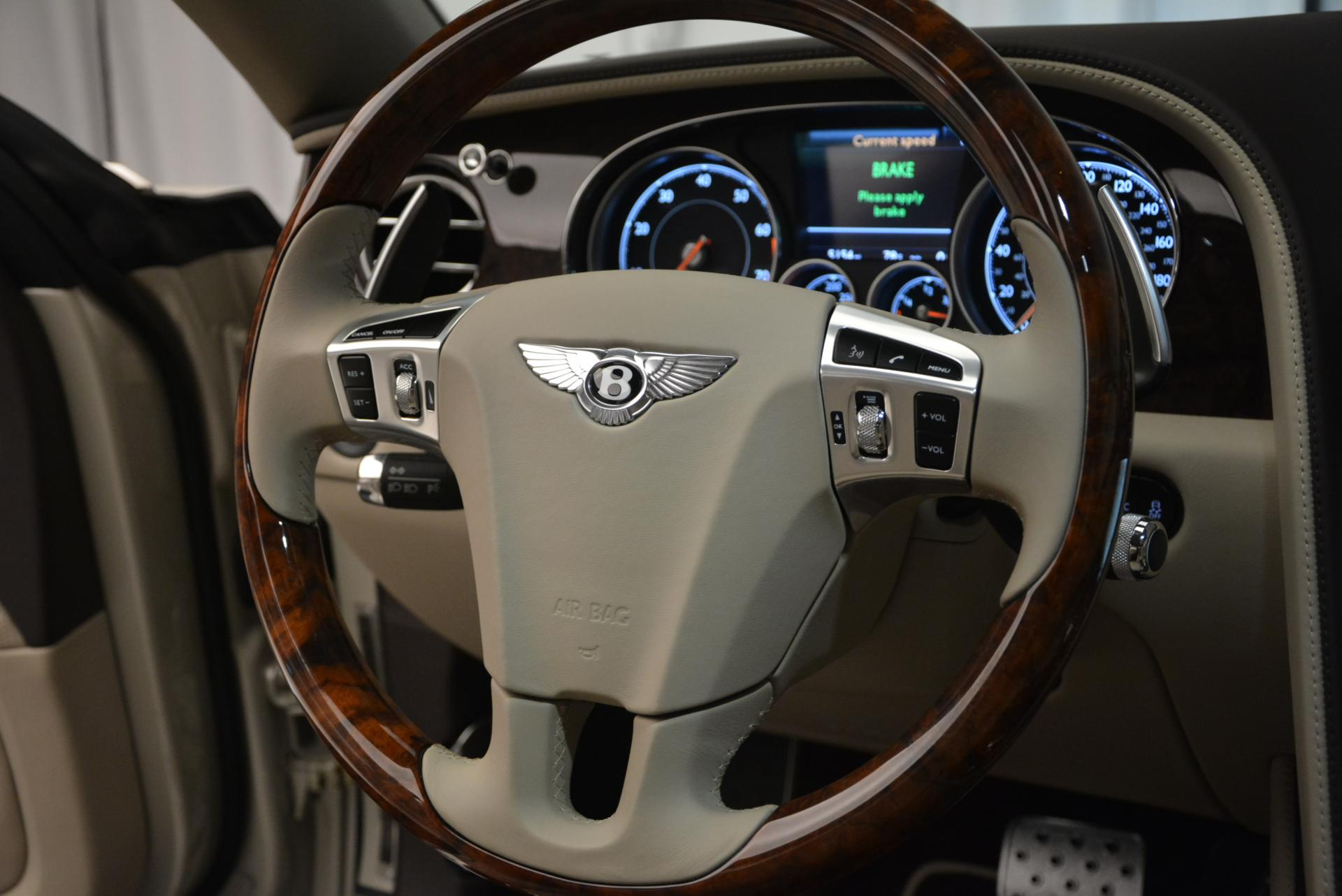 Used 2016 Bentley Flying Spur W12 For Sale In Greenwich, CT 32_p26