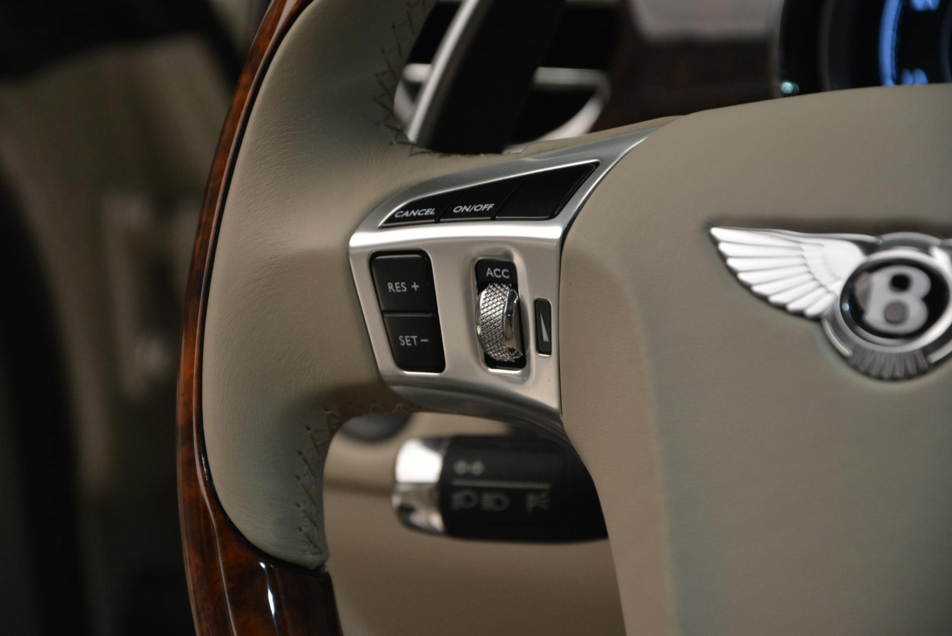 Used 2016 Bentley Flying Spur W12 For Sale In Greenwich, CT 32_p27