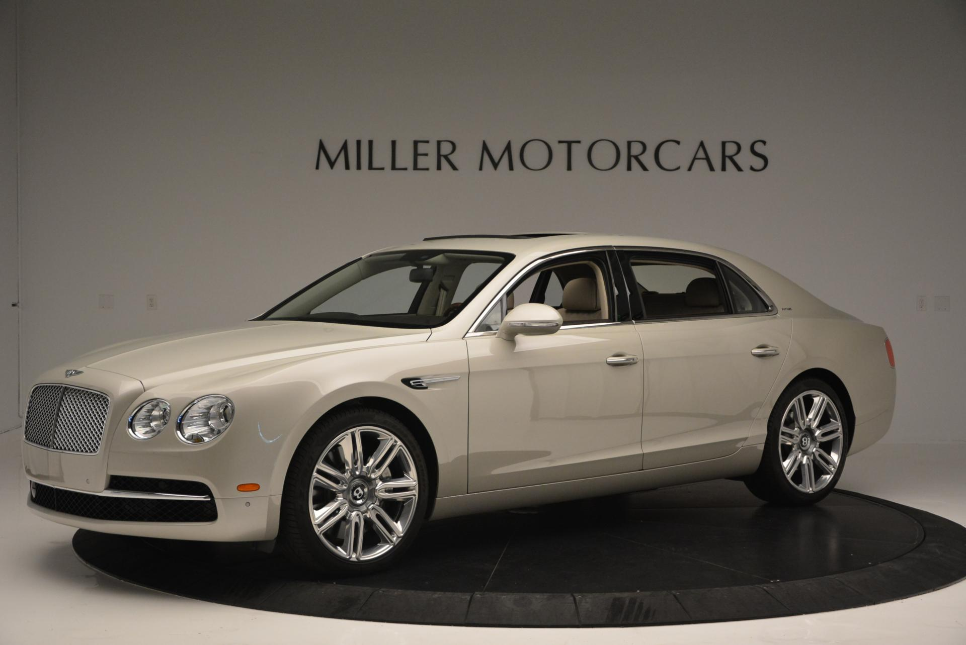 Used 2016 Bentley Flying Spur W12 For Sale In Greenwich, CT 32_p2
