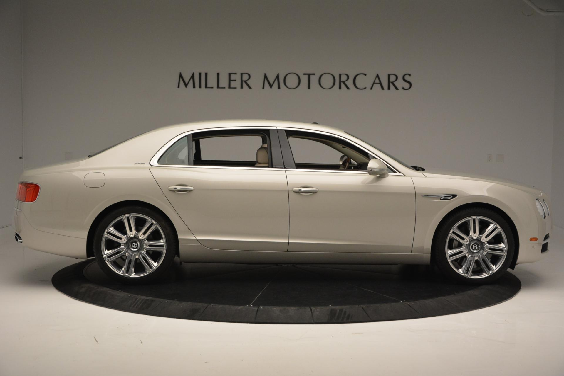Used 2016 Bentley Flying Spur W12 For Sale In Greenwich, CT 32_p9