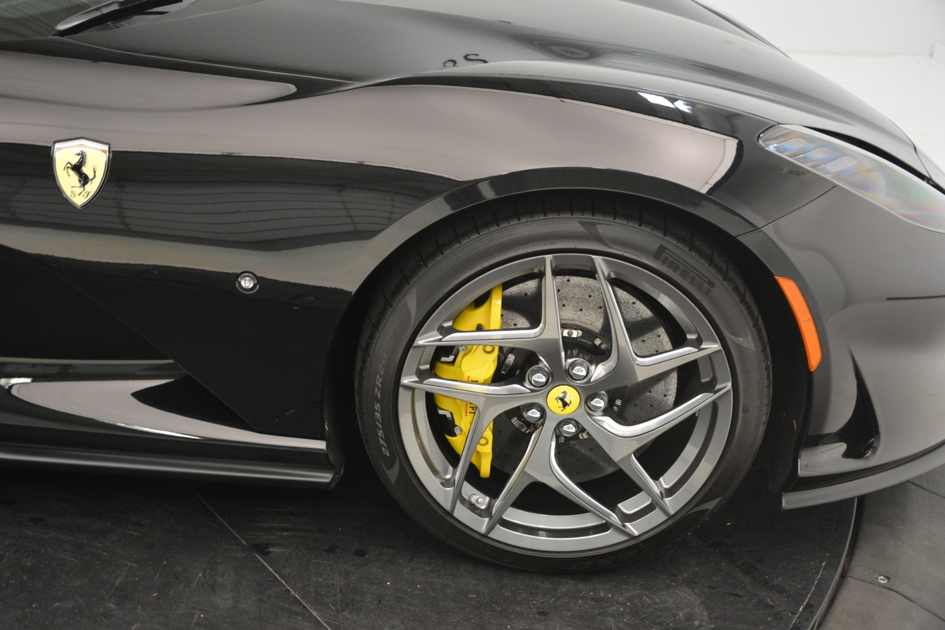 Used 2019 Ferrari 812 Superfast  For Sale In Greenwich, CT 3200_p13