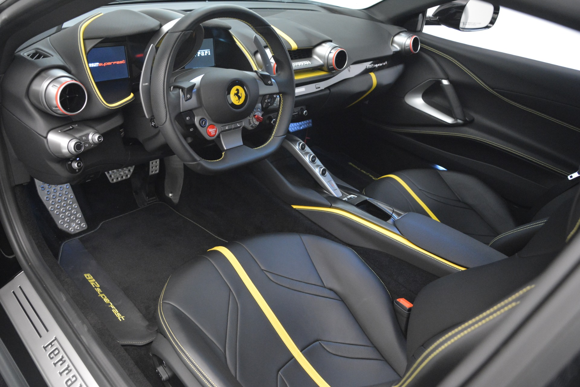 Used 2019 Ferrari 812 Superfast  For Sale In Greenwich, CT 3200_p15