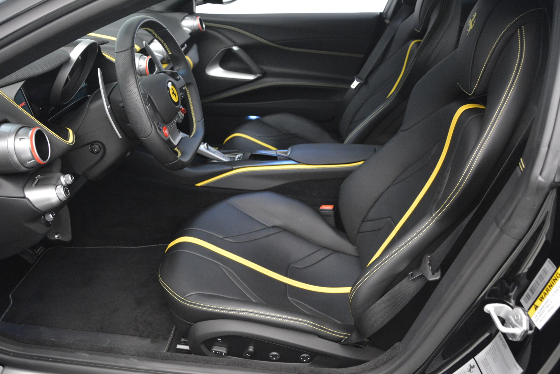 Used 2019 Ferrari 812 Superfast  For Sale In Greenwich, CT 3200_p16