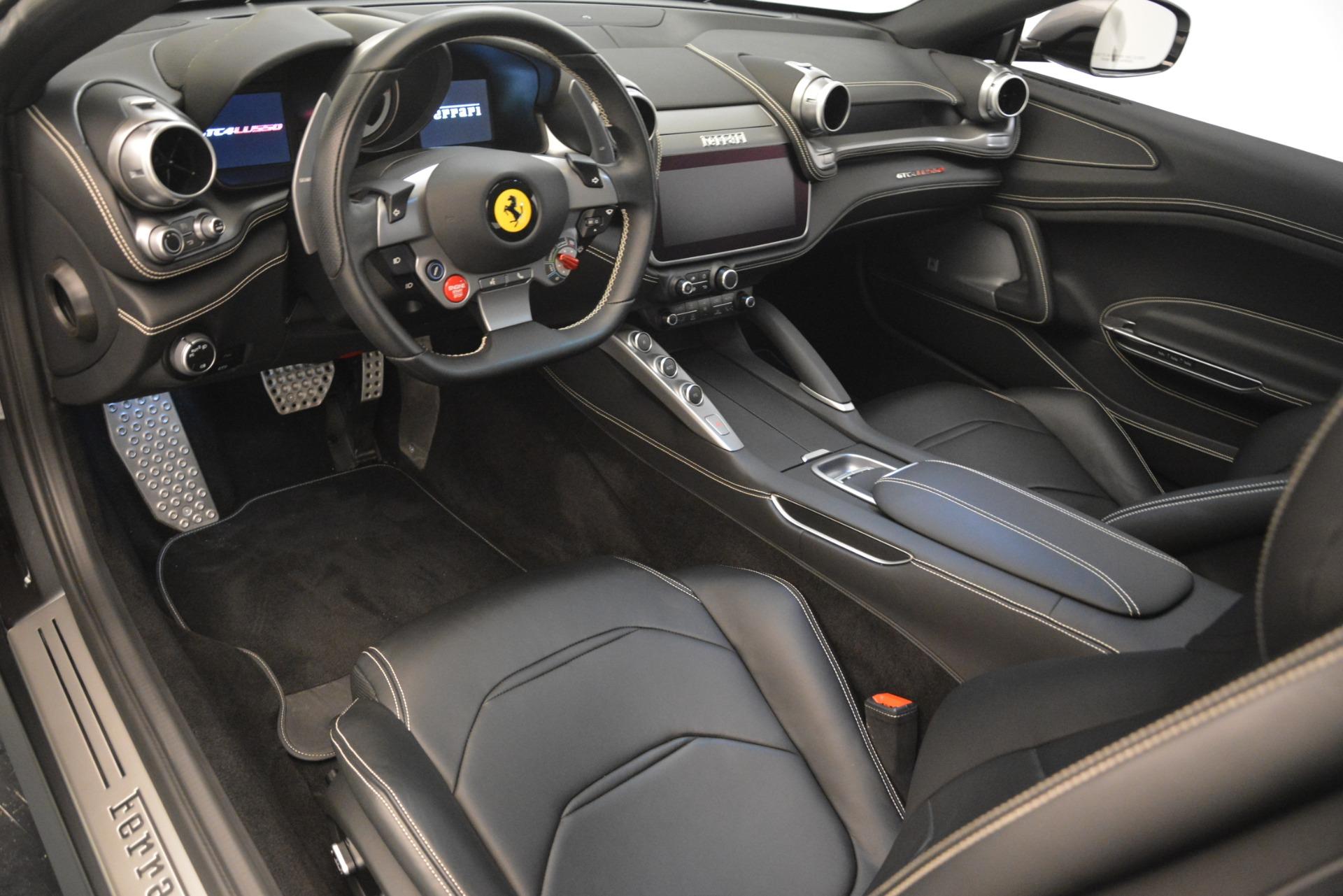 Used 2018 Ferrari GTC4Lusso  For Sale In Greenwich, CT 3201_p14