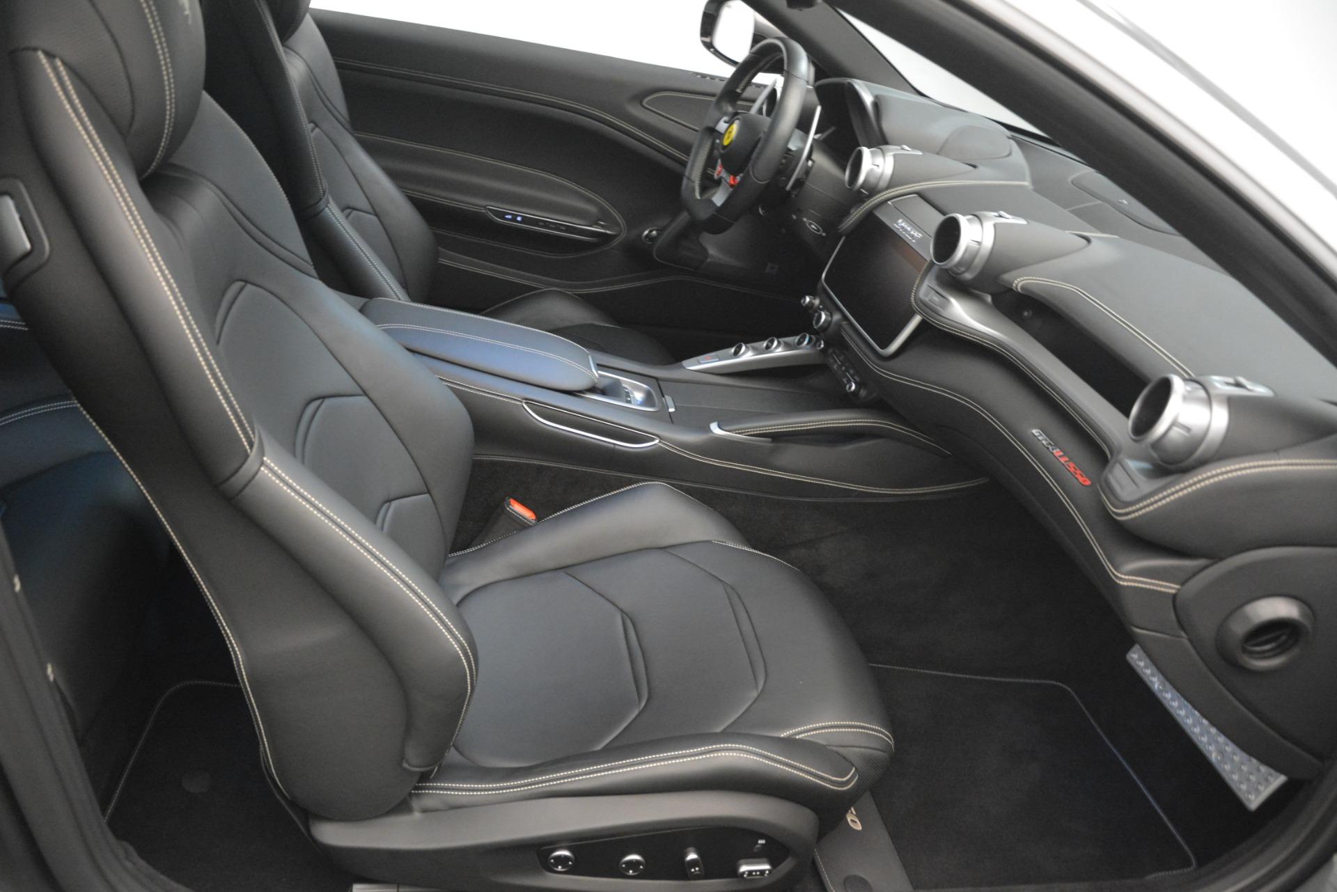Used 2018 Ferrari GTC4Lusso  For Sale In Greenwich, CT 3201_p20