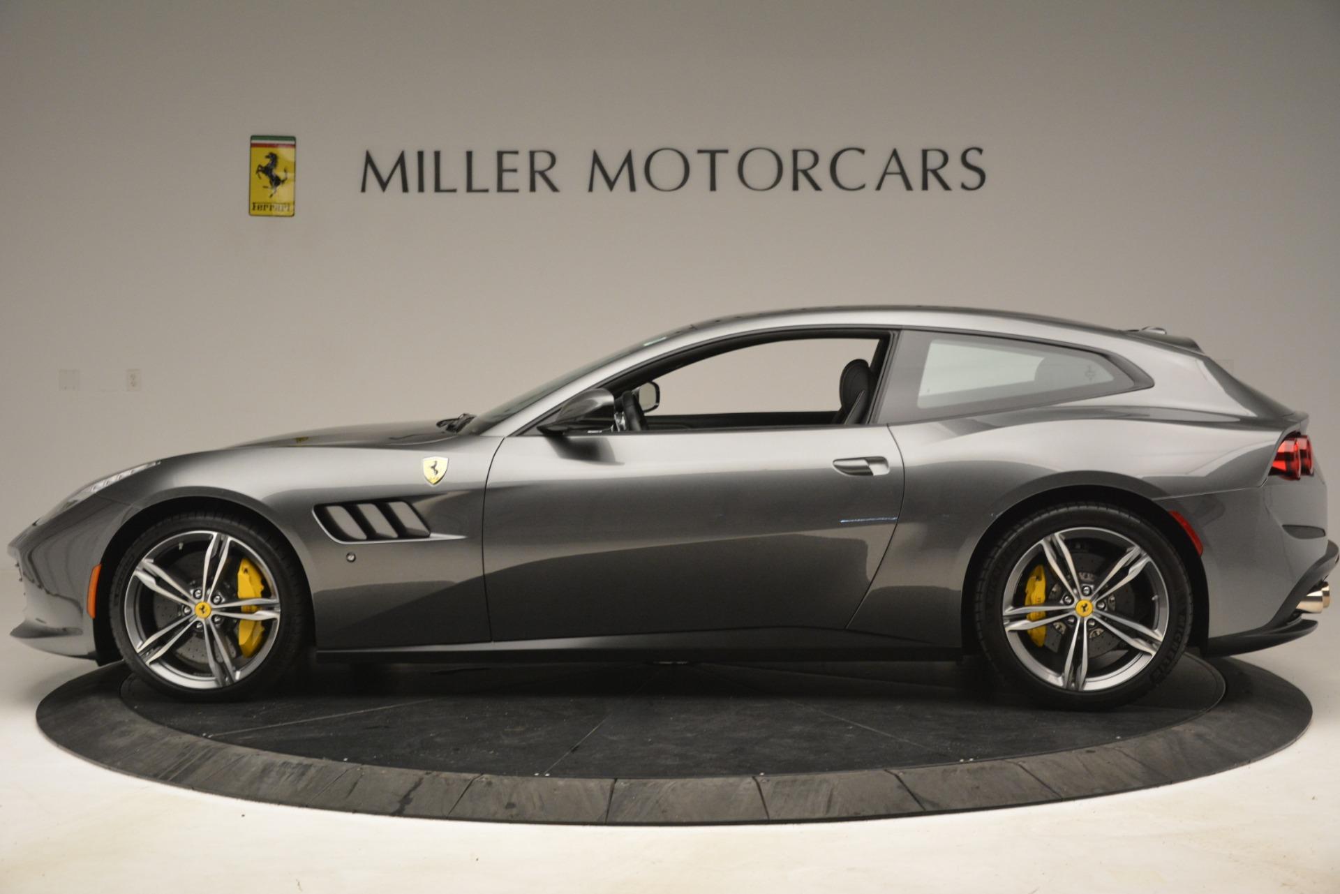 Used 2018 Ferrari GTC4Lusso  For Sale In Greenwich, CT 3201_p3