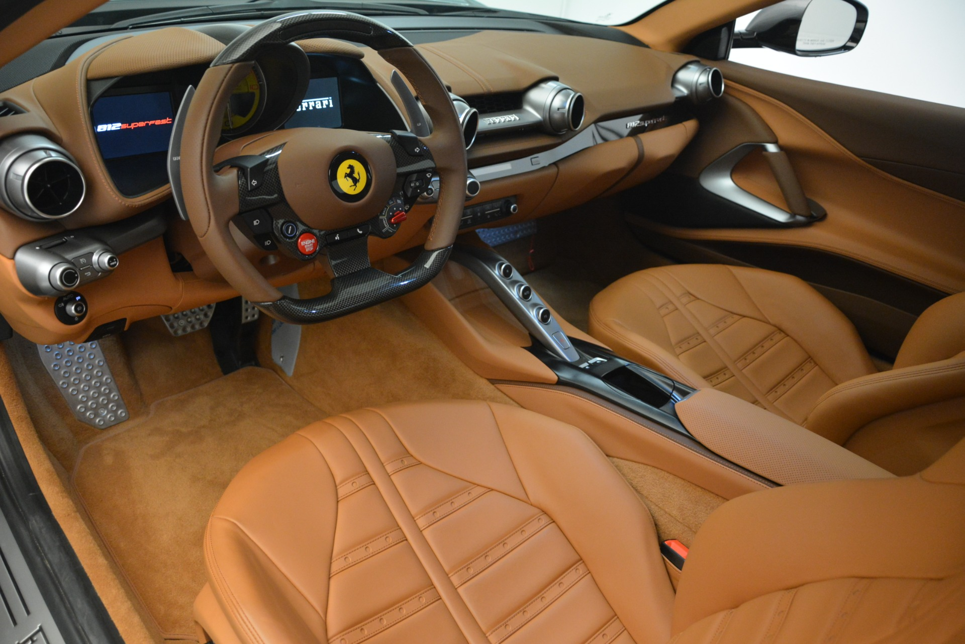 Used 2018 Ferrari 812 Superfast  For Sale In Greenwich, CT 3202_p14