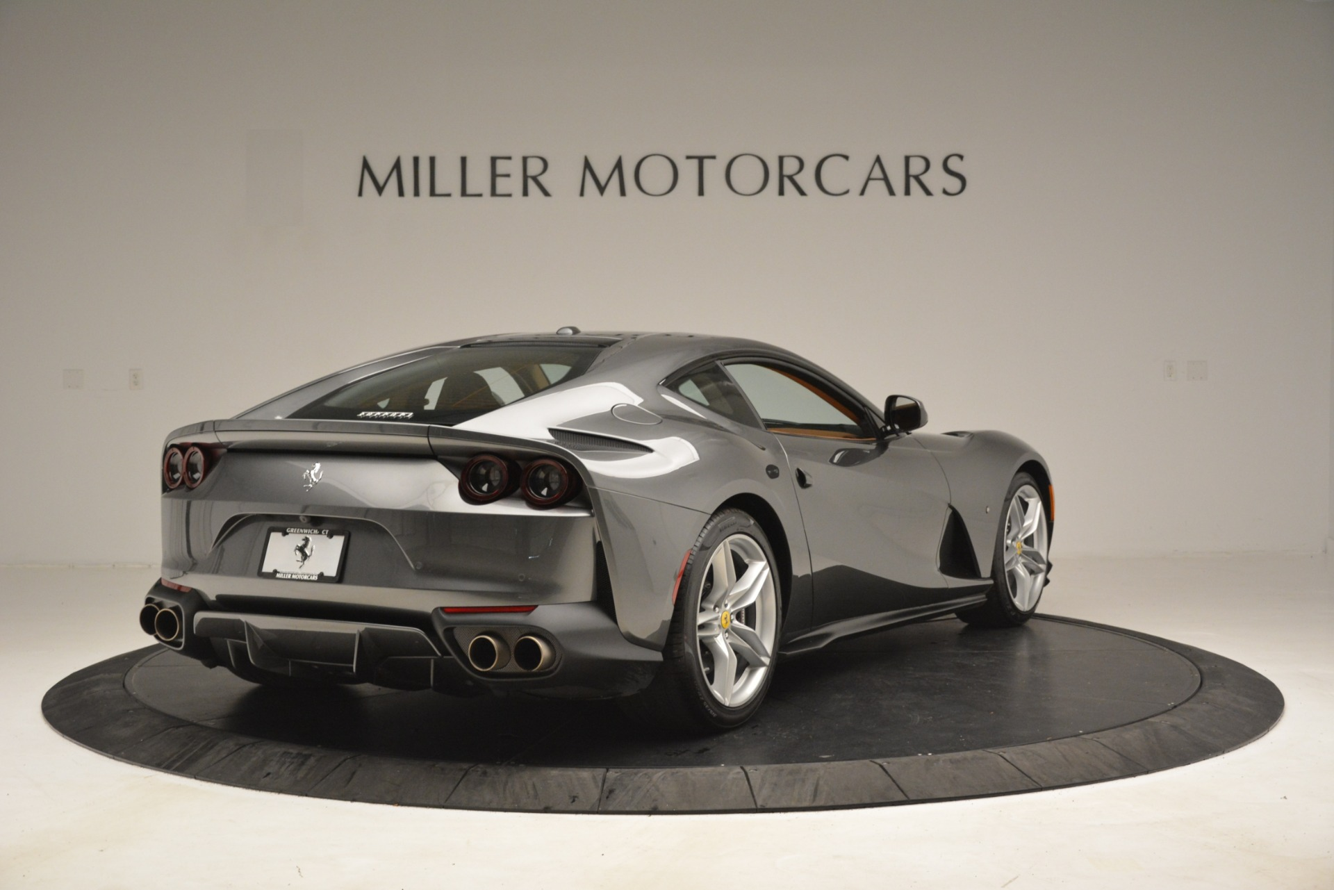Used 2018 Ferrari 812 Superfast  For Sale In Greenwich, CT 3202_p7