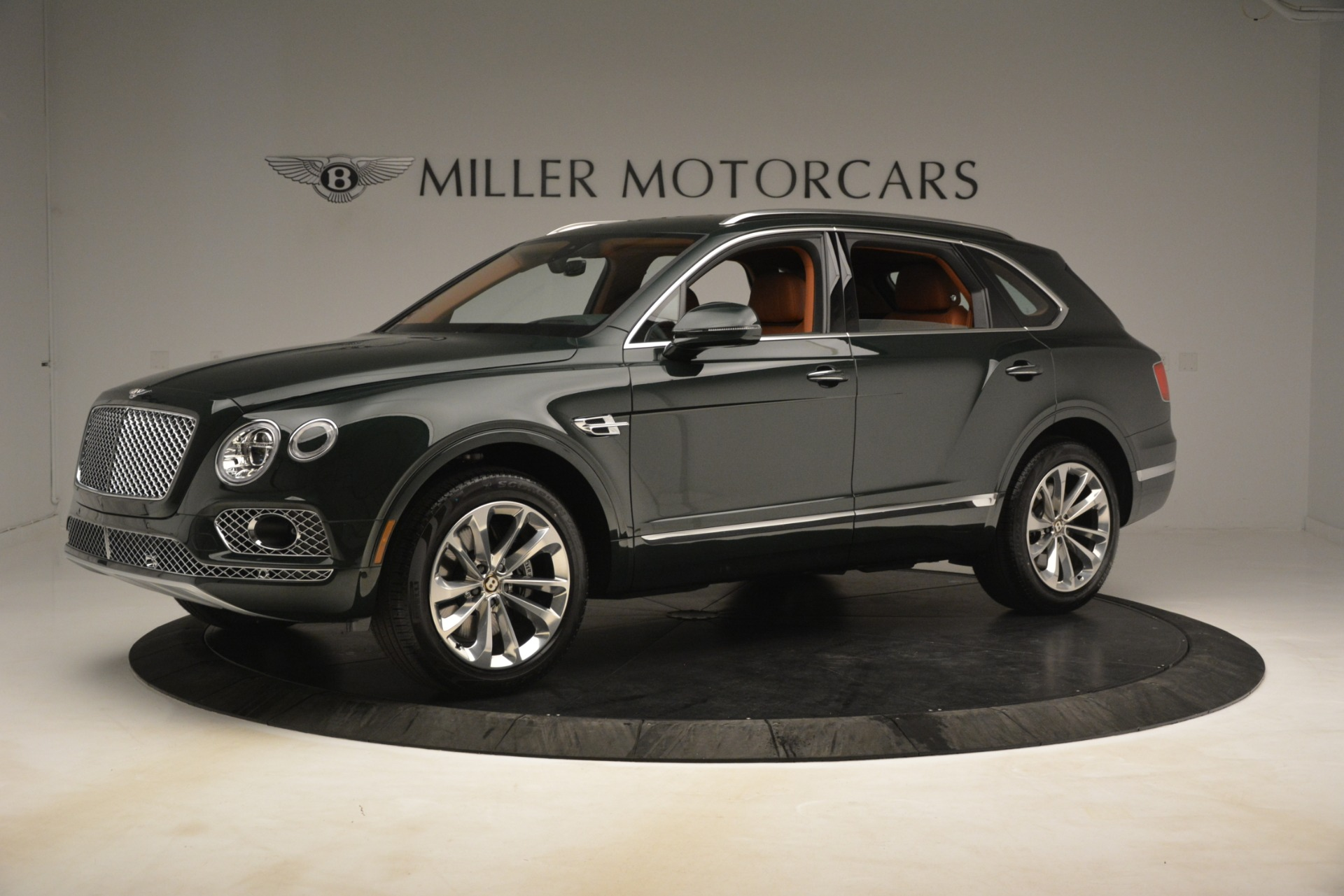 New 2019 Bentley Bentayga V8 For Sale In Greenwich, CT 3203_p2