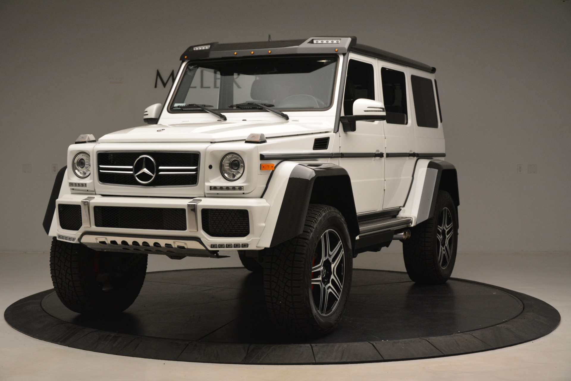 Used 2018 Mercedes-Benz G-Class G 550 4x4 Squared For Sale In Greenwich, CT 3204_main