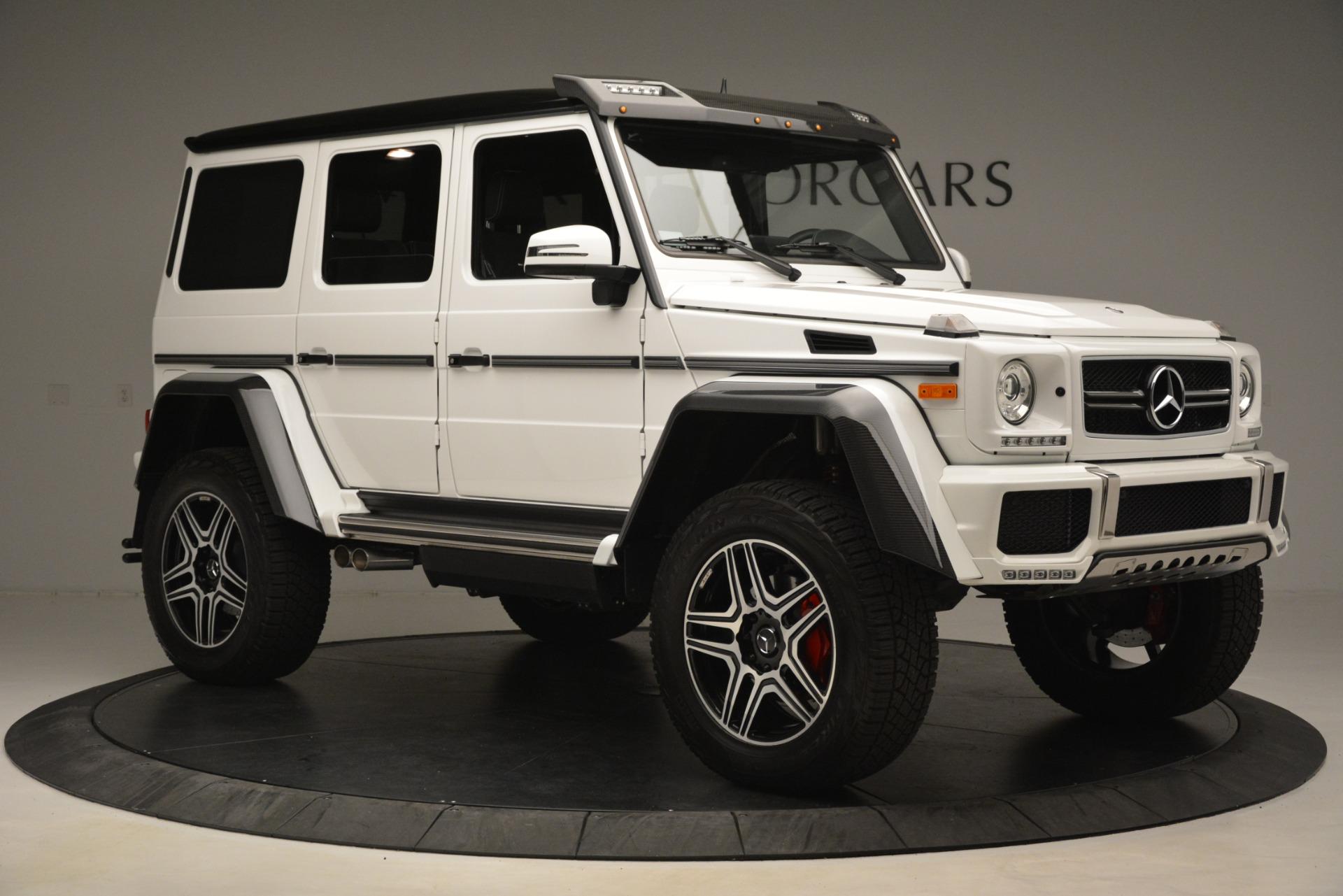 Used 2018 Mercedes-Benz G-Class G 550 4x4 Squared For Sale In Greenwich, CT 3204_p10