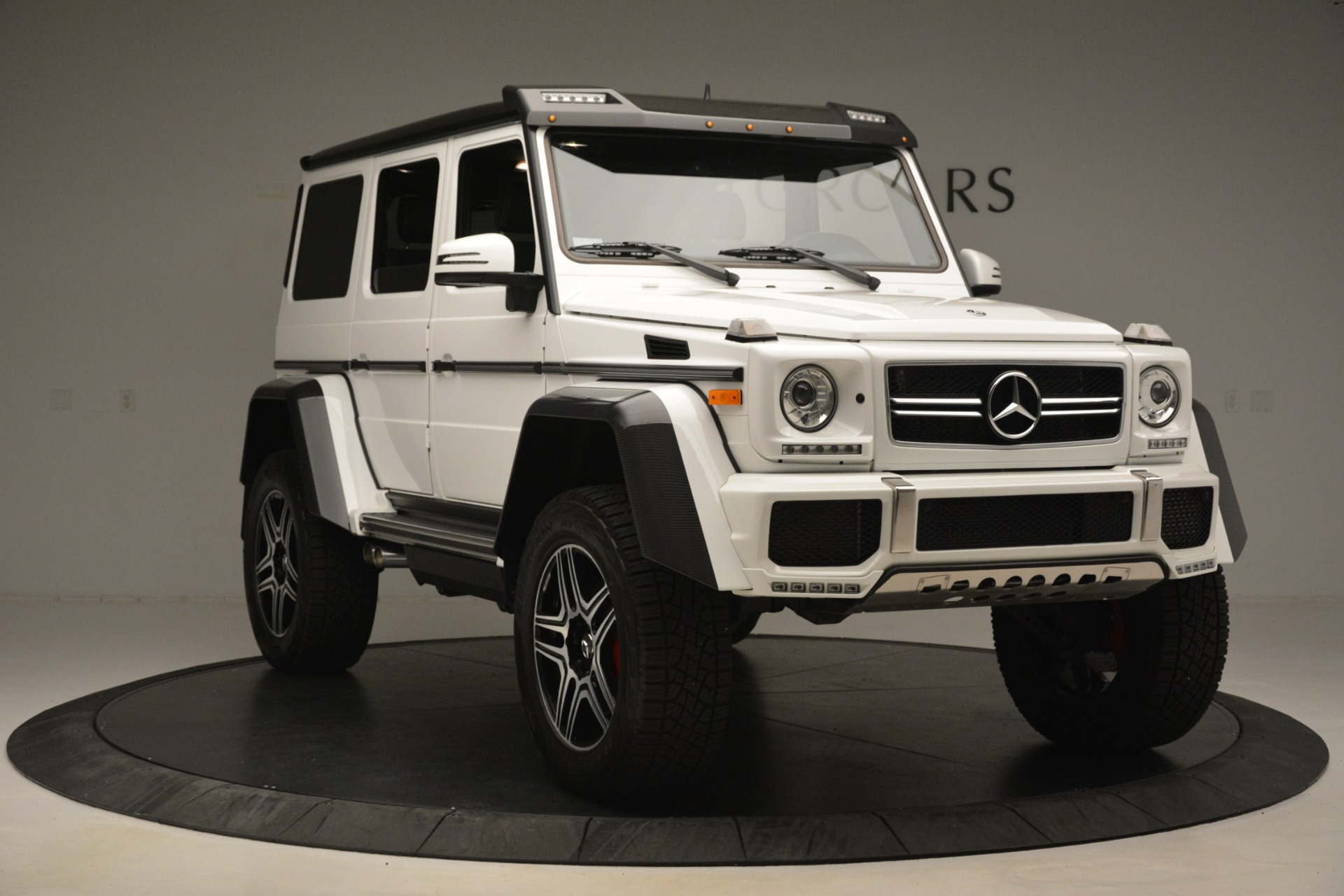 Used 2018 Mercedes-Benz G-Class G 550 4x4 Squared For Sale In Greenwich, CT 3204_p11