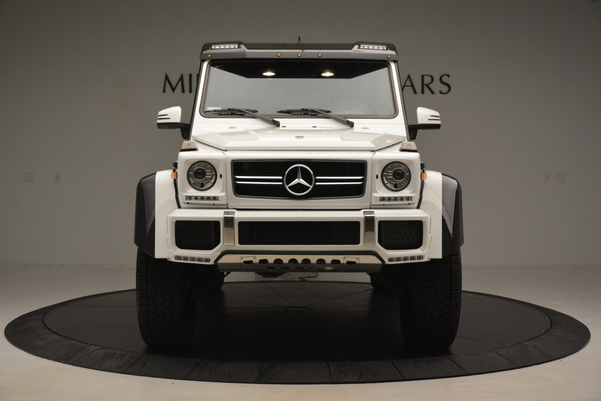 Used 2018 Mercedes-Benz G-Class G 550 4x4 Squared For Sale In Greenwich, CT 3204_p12