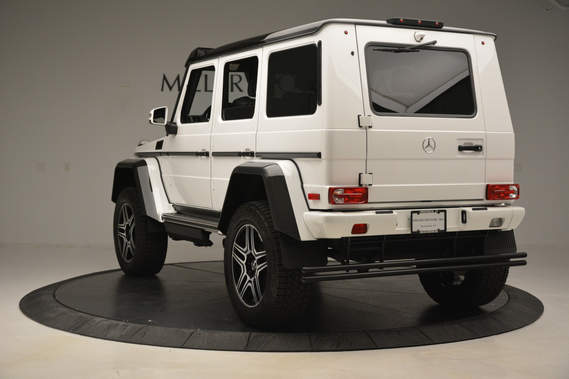 Used 2018 Mercedes-Benz G-Class G 550 4x4 Squared For Sale In Greenwich, CT 3204_p5