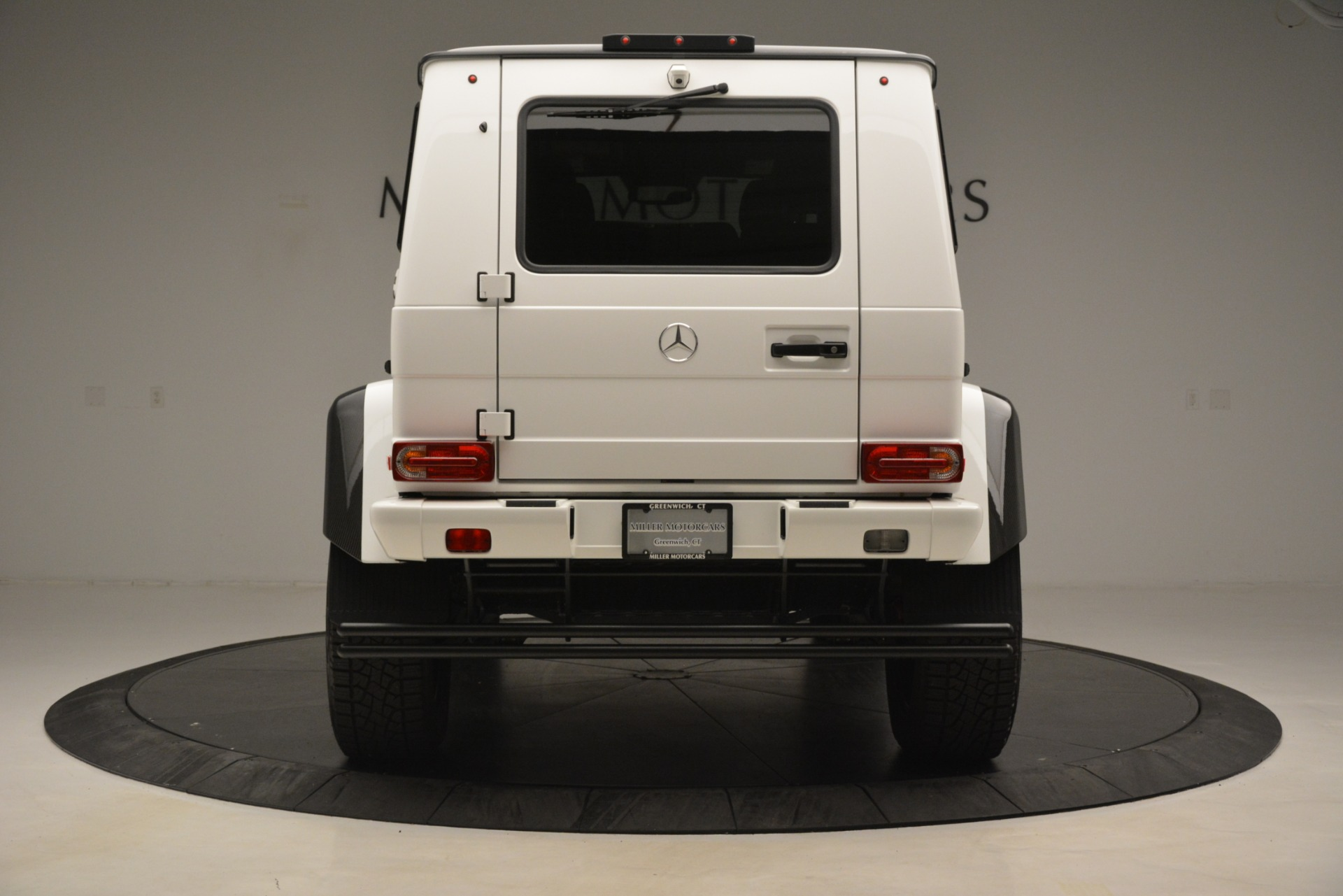 Used 2018 Mercedes-Benz G-Class G 550 4x4 Squared For Sale In Greenwich, CT 3204_p6