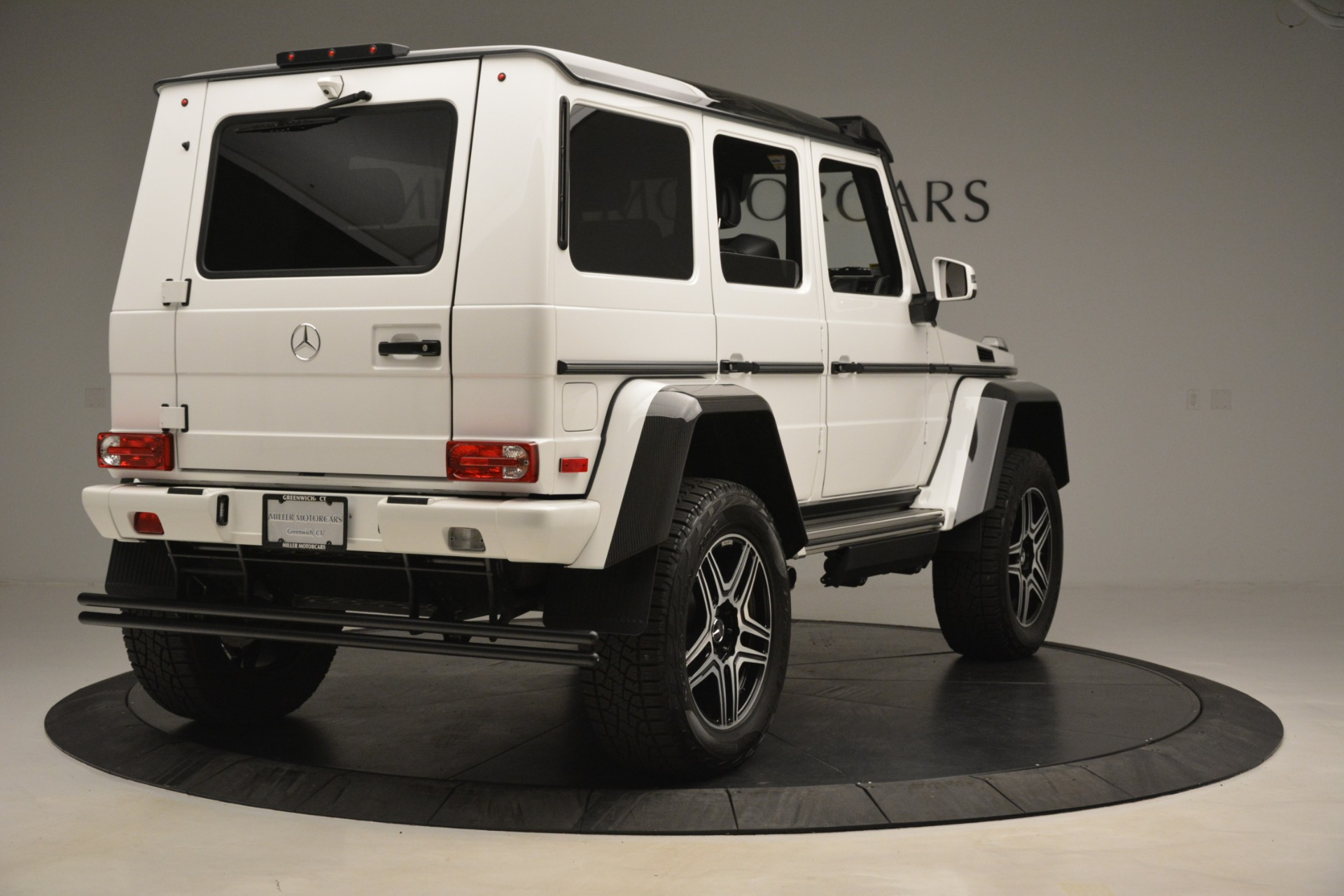 Used 2018 Mercedes-Benz G-Class G 550 4x4 Squared For Sale In Greenwich, CT 3204_p7