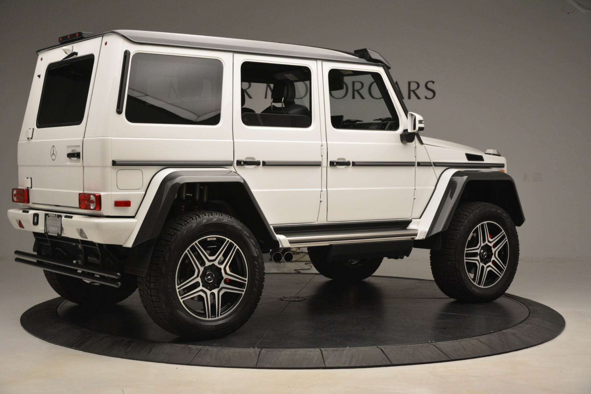 Used 2018 Mercedes-Benz G-Class G 550 4x4 Squared For Sale In Greenwich, CT 3204_p8