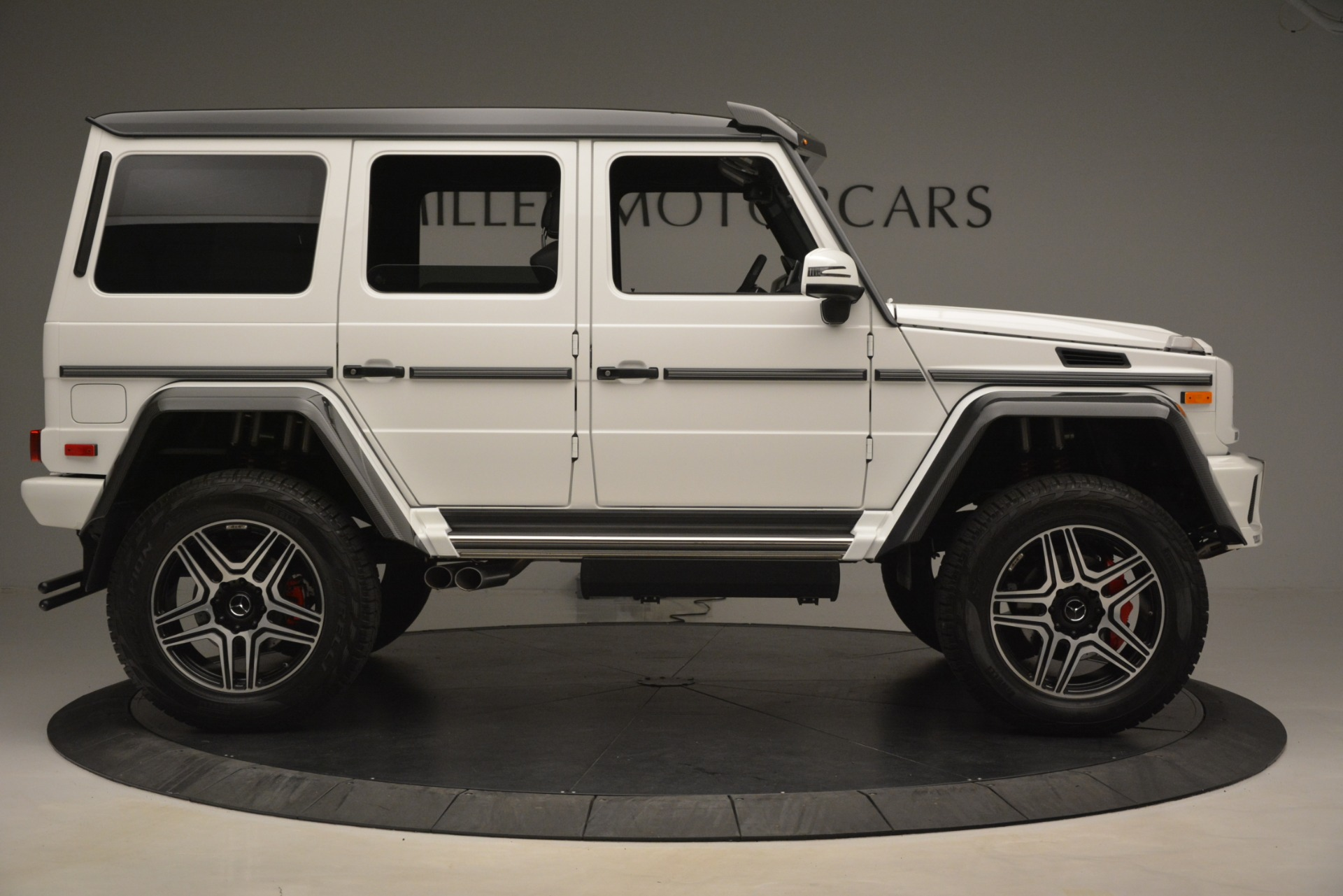 Used 2018 Mercedes-Benz G-Class G 550 4x4 Squared For Sale In Greenwich, CT 3204_p9