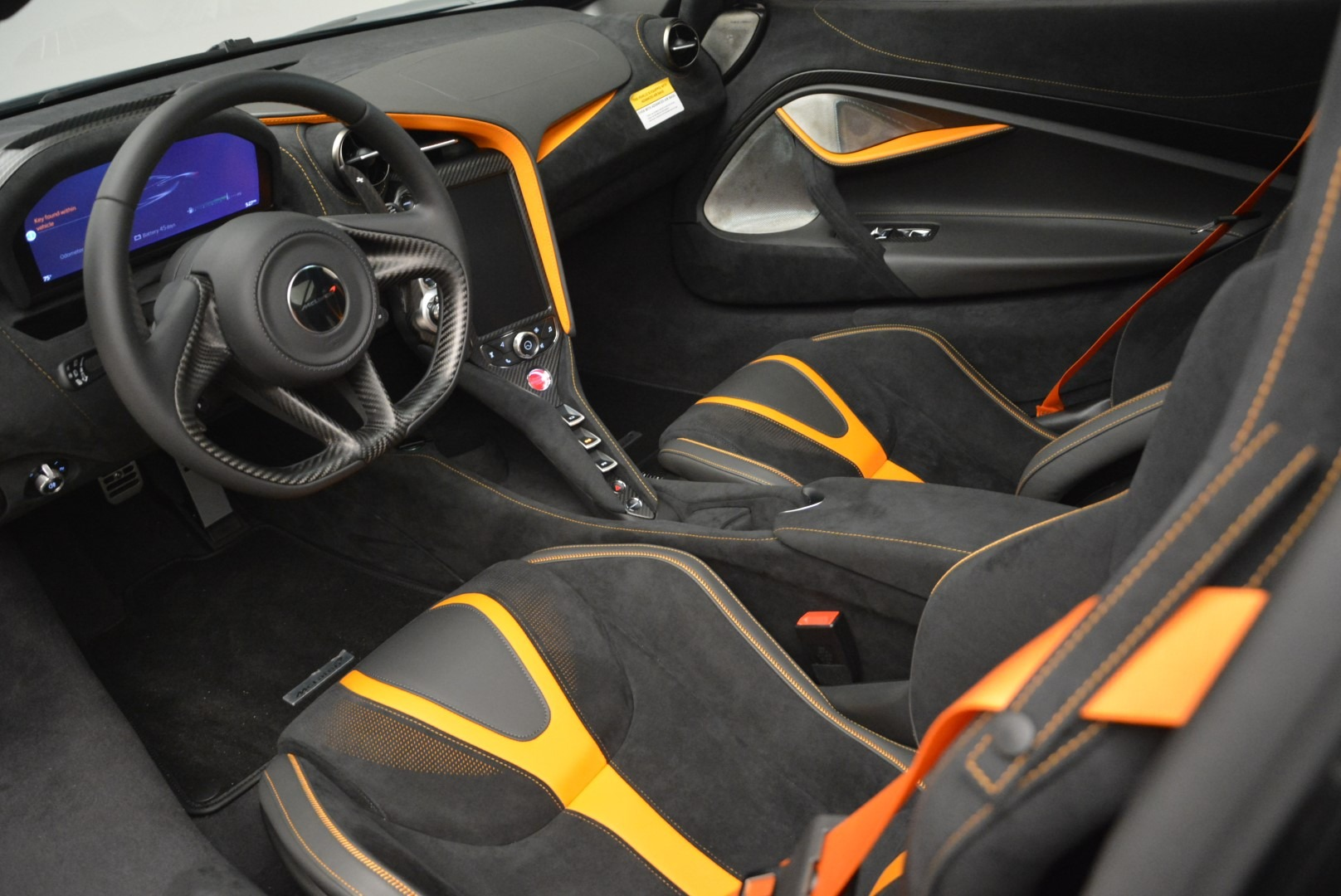 Used 2018 McLaren 720S Coupe For Sale In Greenwich, CT 3205_p15