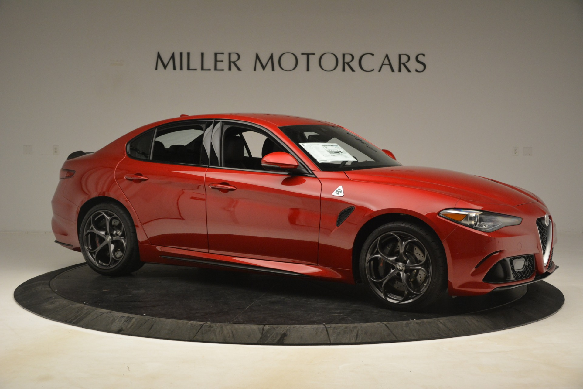 New 2019 Alfa Romeo Giulia Quadrifoglio For Sale In Greenwich, CT 3208_p10