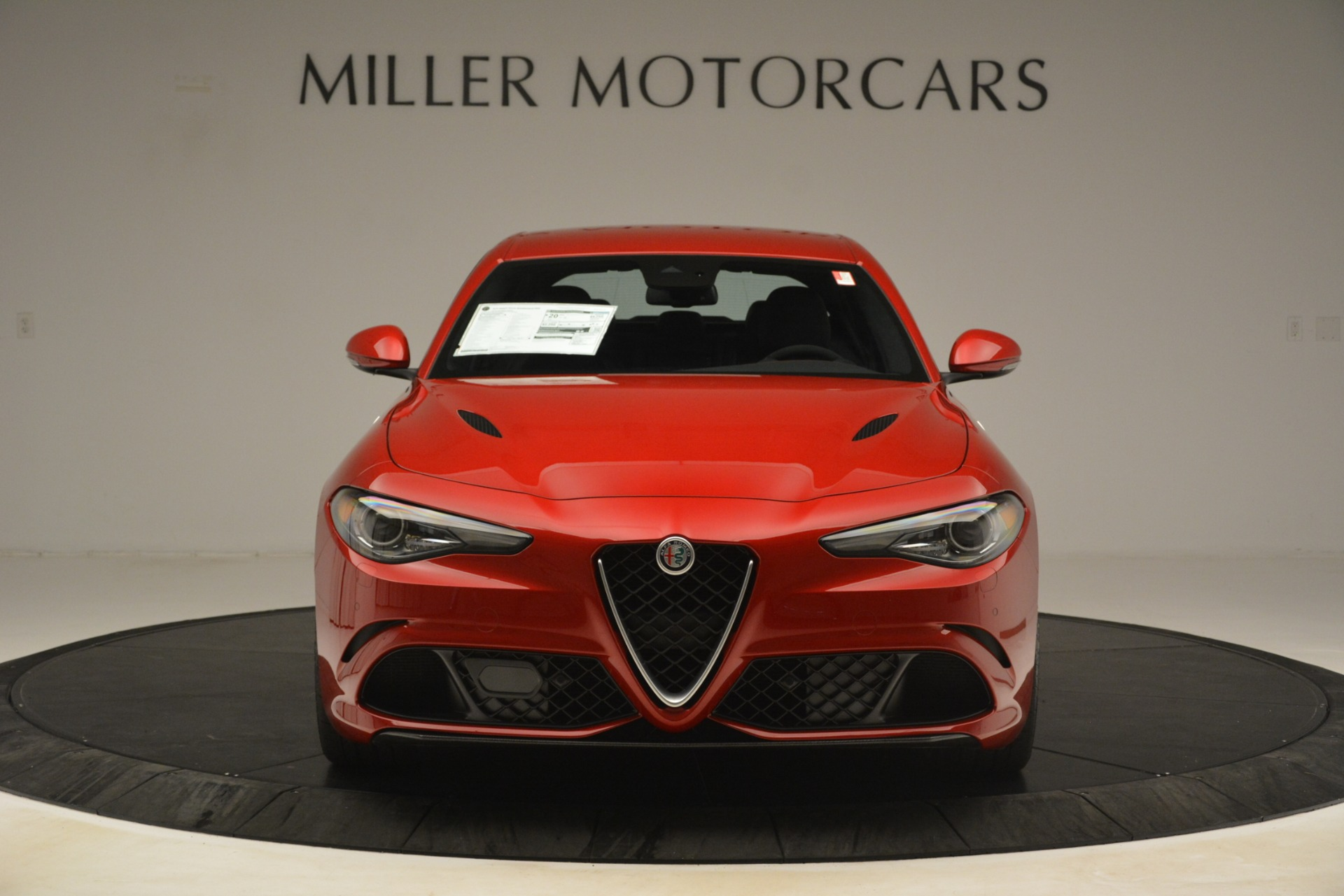 New 2019 Alfa Romeo Giulia Quadrifoglio For Sale In Greenwich, CT 3208_p12