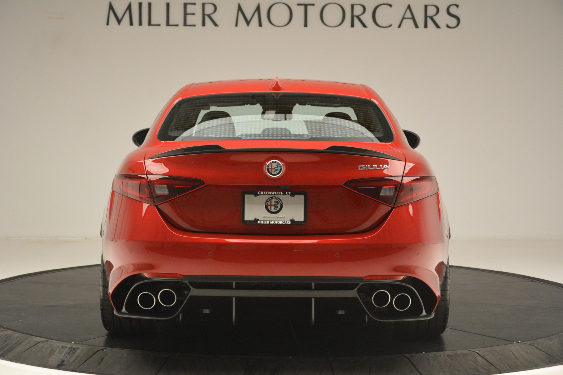 New 2019 Alfa Romeo Giulia Quadrifoglio For Sale In Greenwich, CT 3208_p6