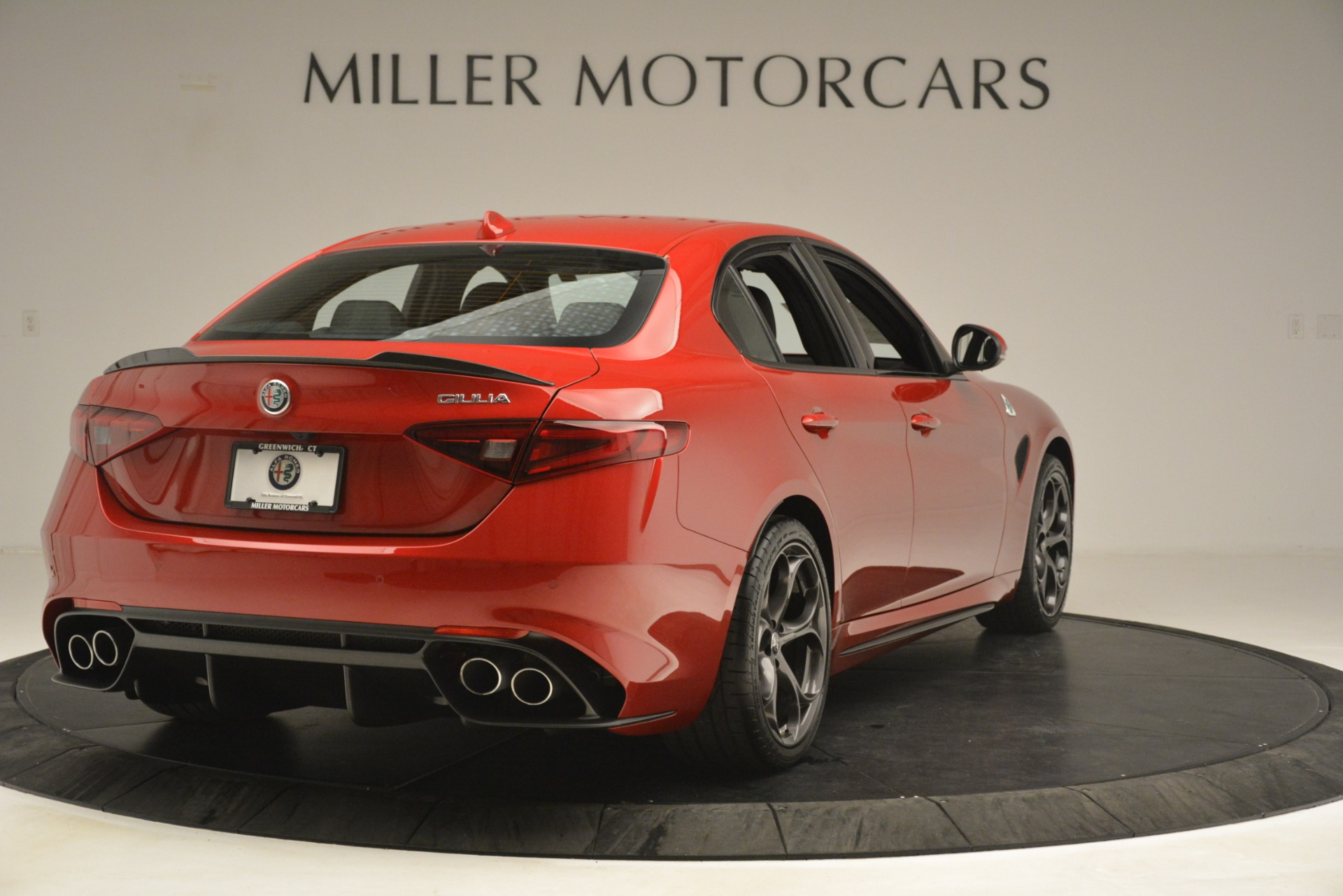 New 2019 Alfa Romeo Giulia Quadrifoglio For Sale In Greenwich, CT 3208_p7