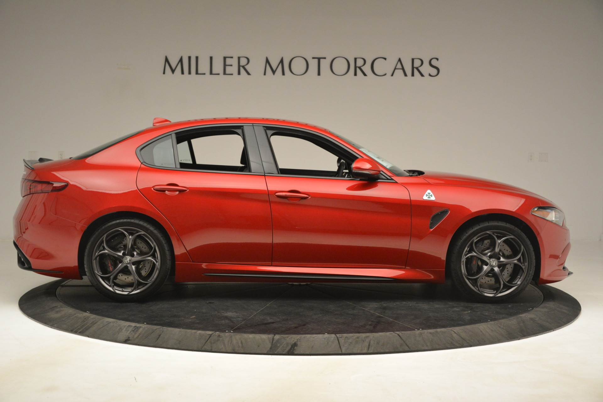 New 2019 Alfa Romeo Giulia Quadrifoglio For Sale In Greenwich, CT 3208_p9