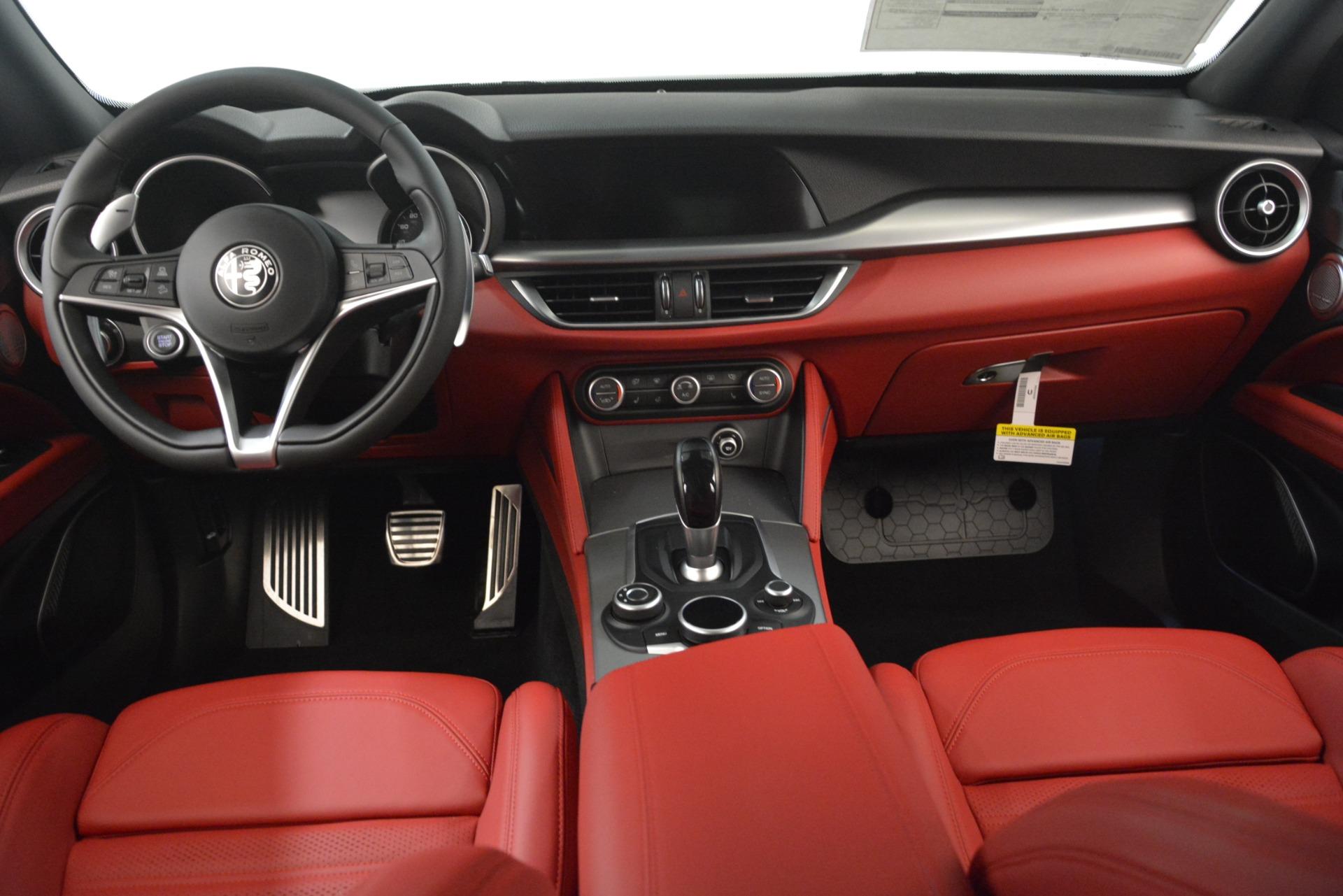 New 2019 Alfa Romeo Stelvio Ti Sport Q4 For Sale In Greenwich, CT 3209_p16