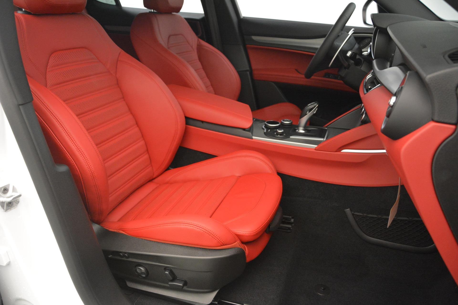 New 2019 Alfa Romeo Stelvio Ti Sport Q4 For Sale In Greenwich, CT 3209_p24