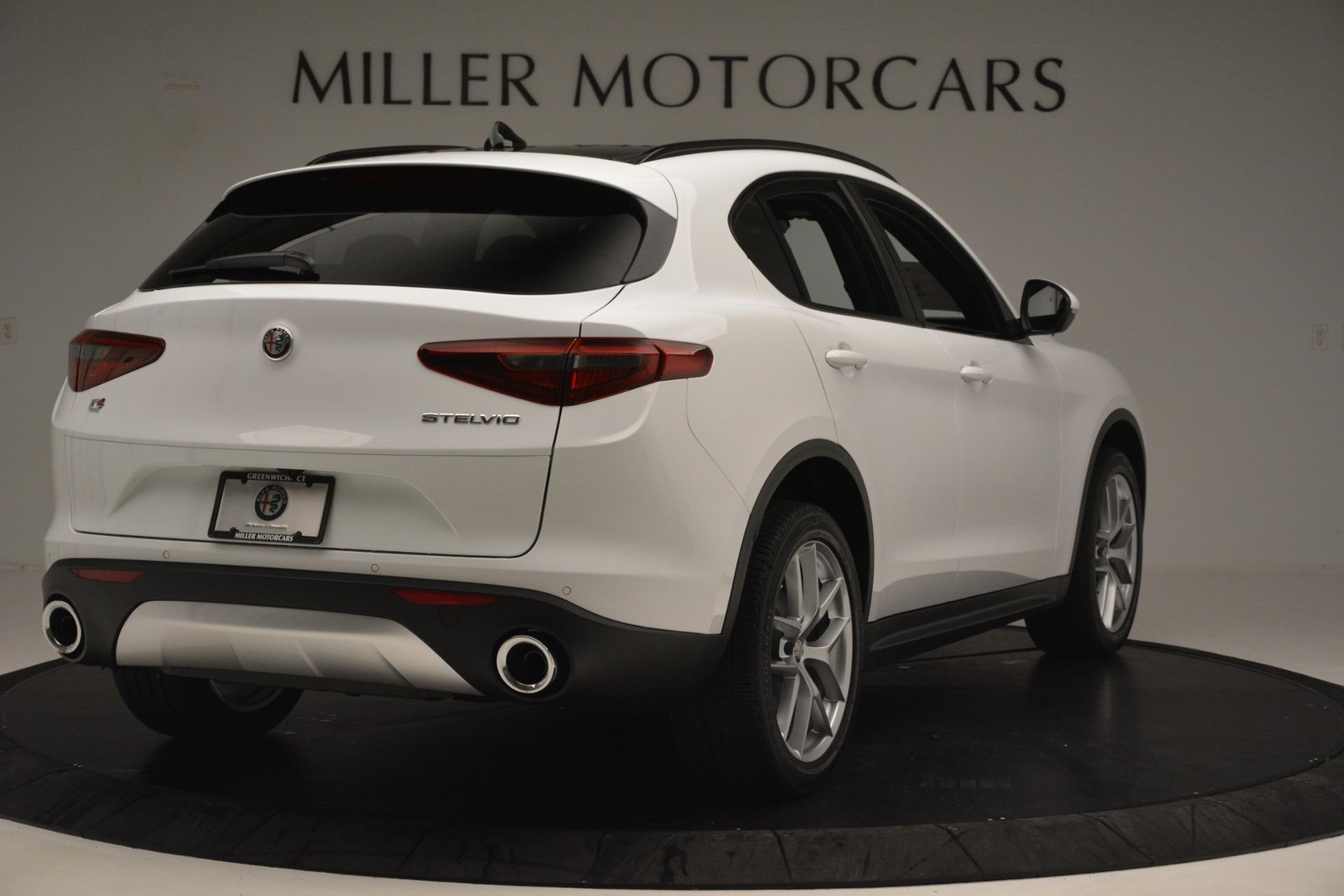 New 2019 Alfa Romeo Stelvio Ti Sport Q4 For Sale In Greenwich, CT 3209_p7