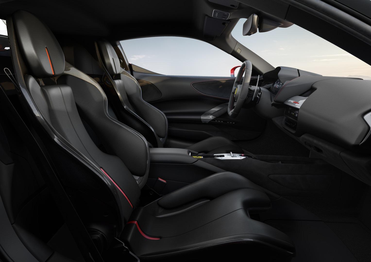 New 2020 Ferrari SF90 Stradale  For Sale In Greenwich, CT 3211_p8