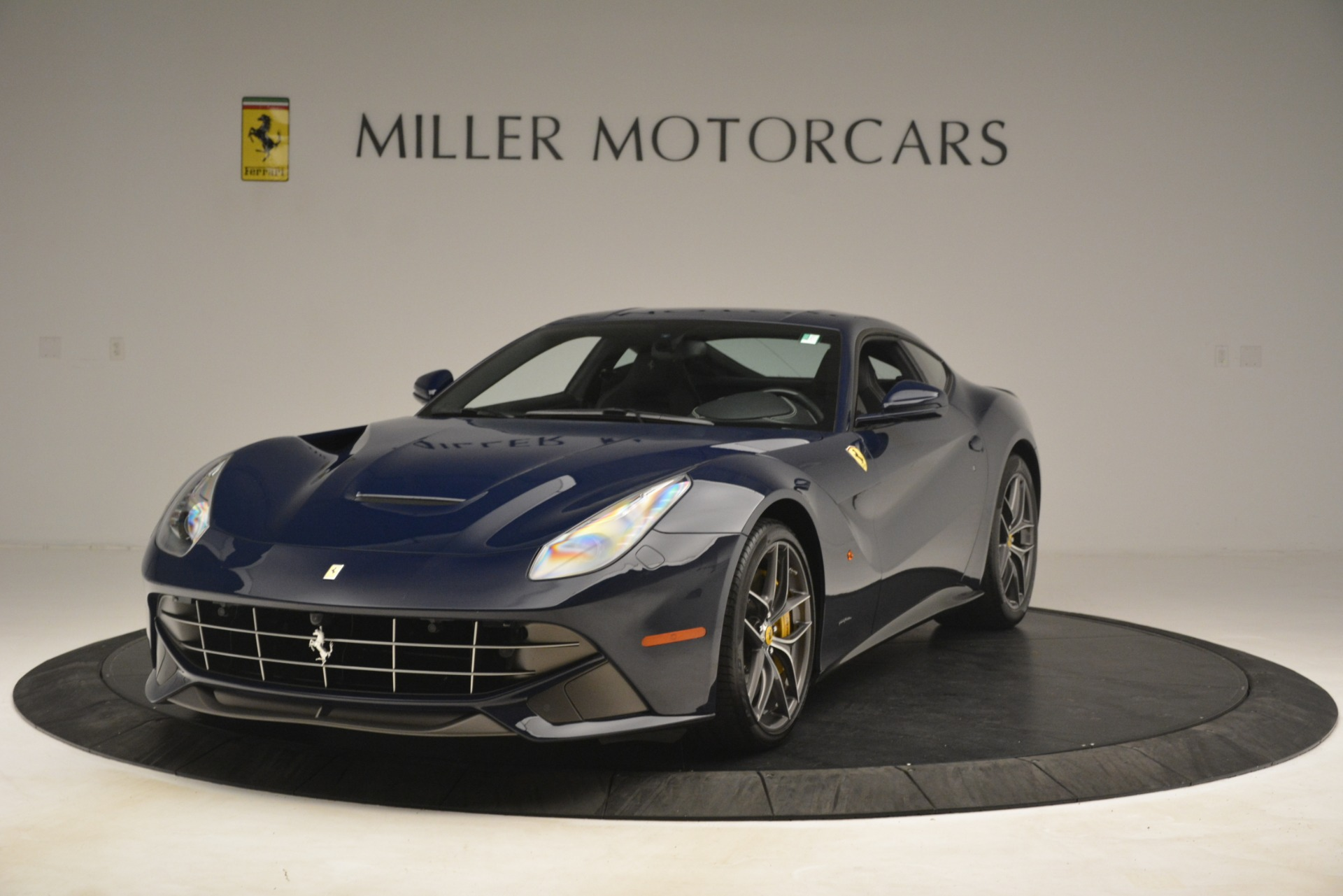 Used 2016 Ferrari F12 Berlinetta  For Sale In Greenwich, CT 3212_main