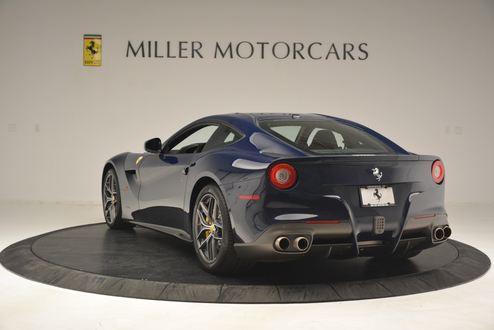 Used 2016 Ferrari F12 Berlinetta  For Sale In Greenwich, CT 3212_p5