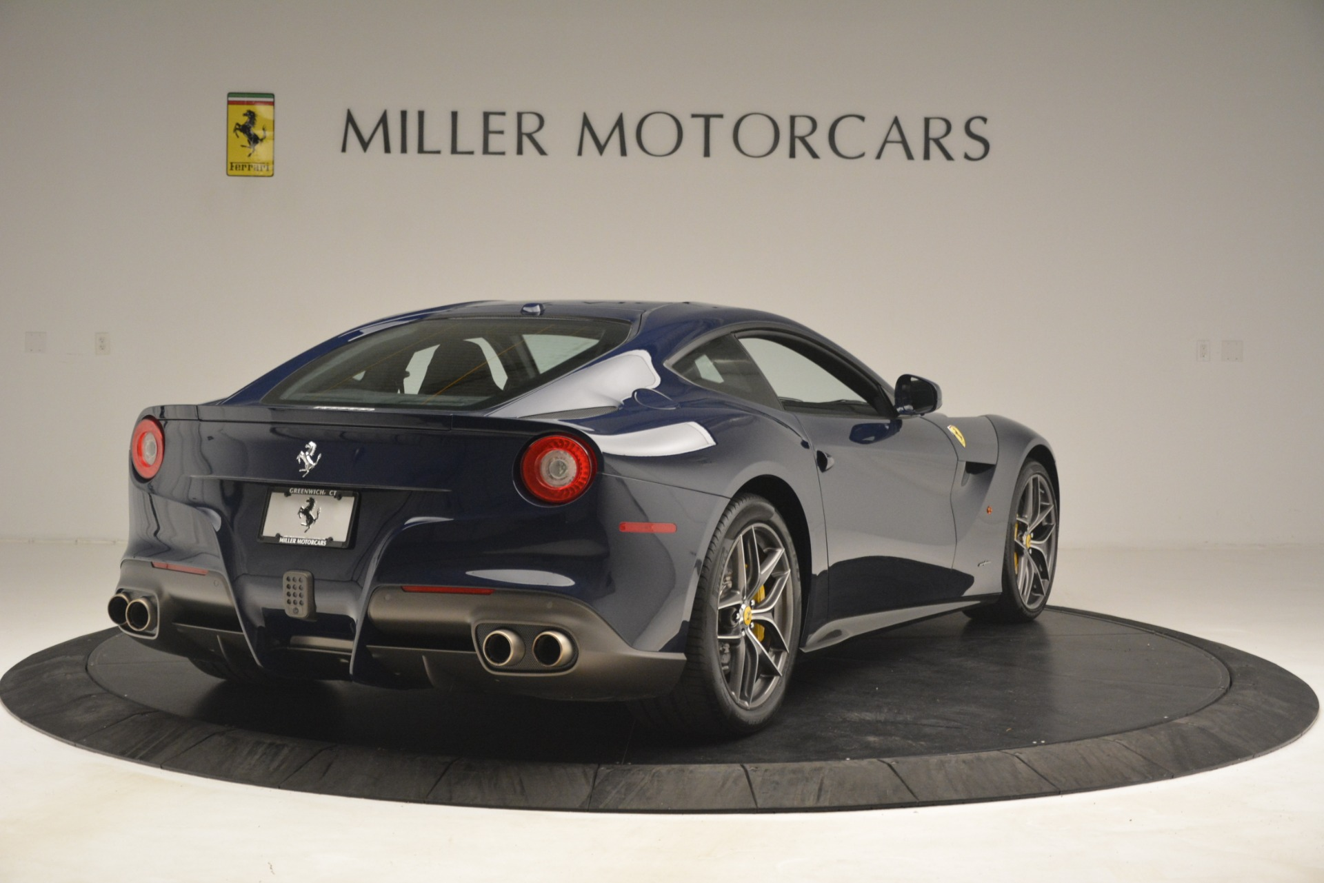 Used 2016 Ferrari F12 Berlinetta  For Sale In Greenwich, CT 3212_p8