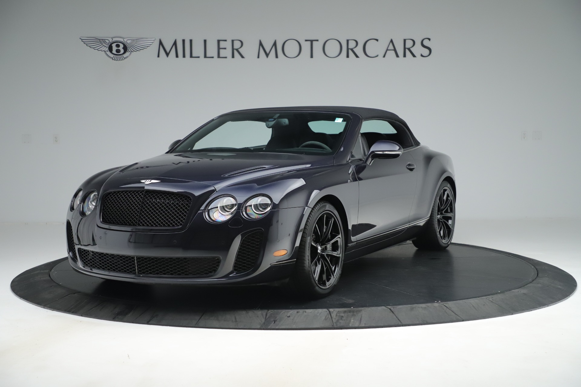 Used 2012 Bentley Continental Supersports Supersports For Sale In Greenwich, CT 3214_p13