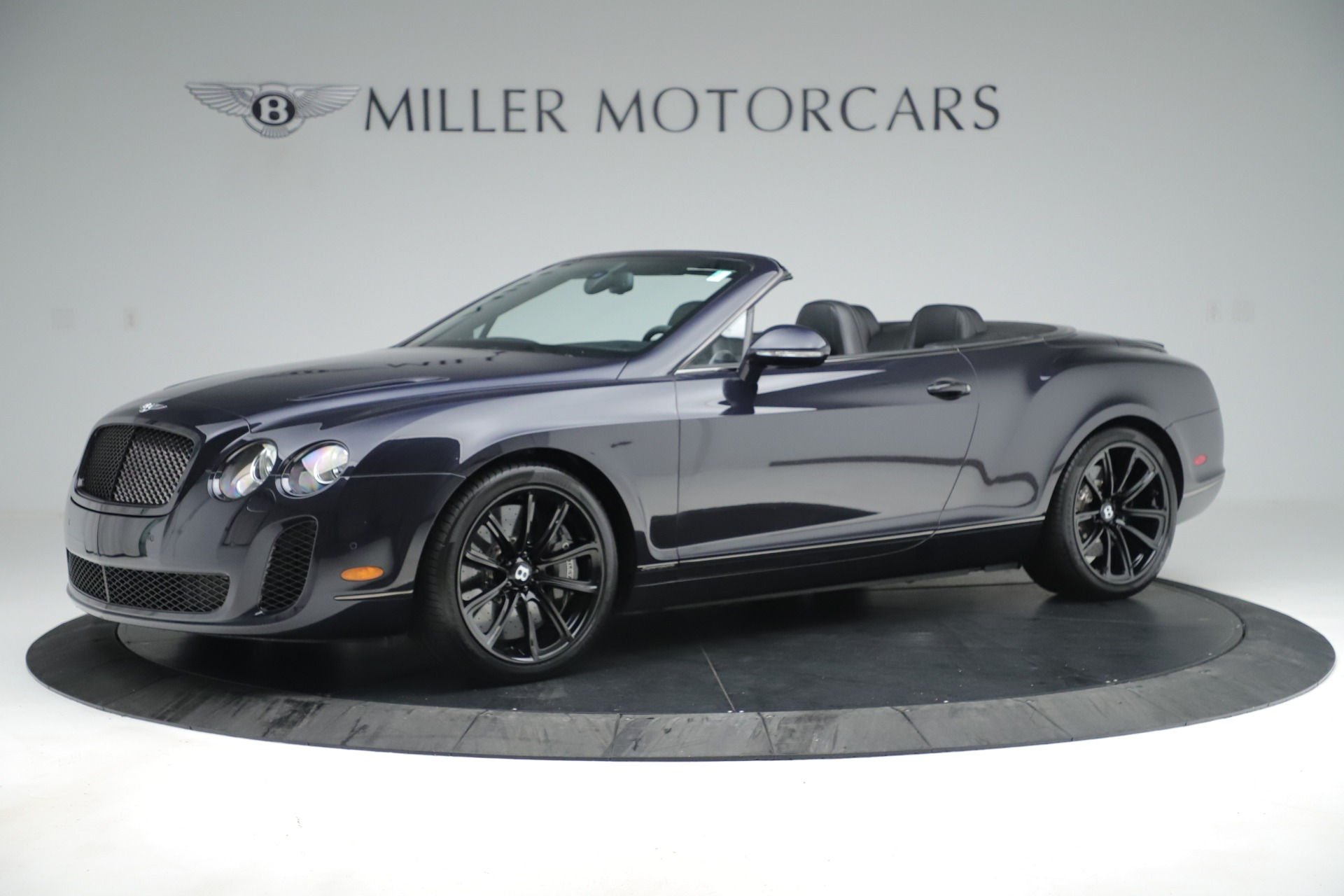 Used 2012 Bentley Continental Supersports Supersports For Sale In Greenwich, CT 3214_p2
