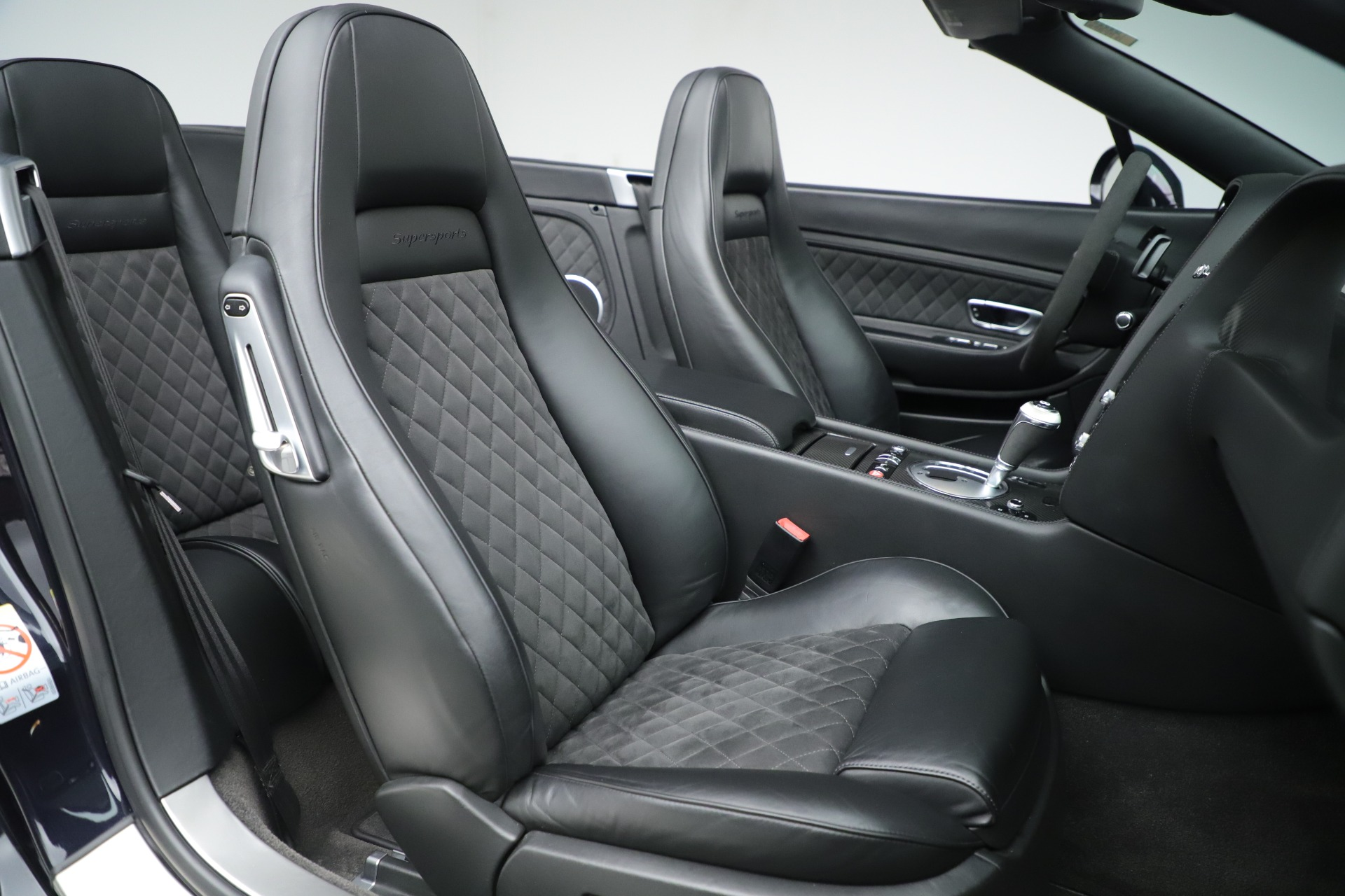 Used 2012 Bentley Continental Supersports Supersports For Sale In Greenwich, CT 3214_p30