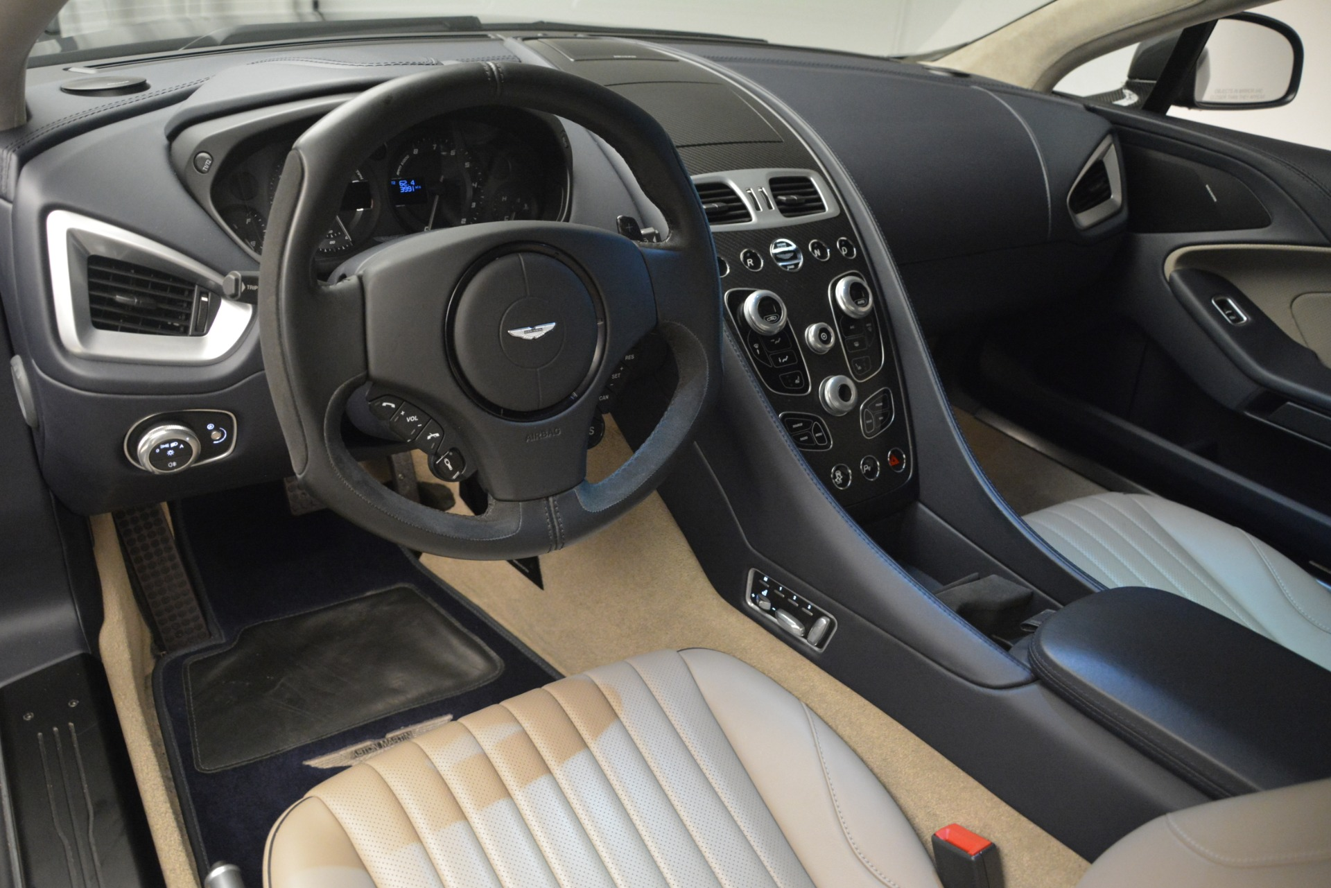 Used 2016 Aston Martin Vanquish Coupe For Sale In Greenwich, CT 3215_p14