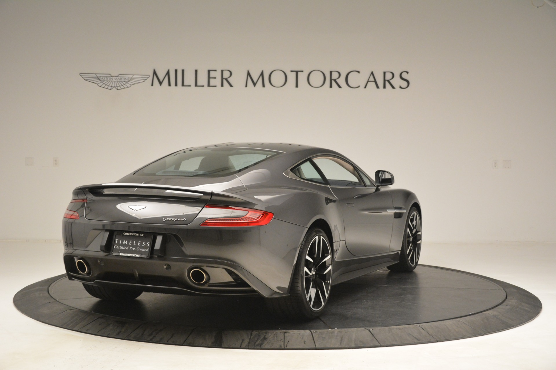 Used 2016 Aston Martin Vanquish Coupe For Sale In Greenwich, CT 3215_p7