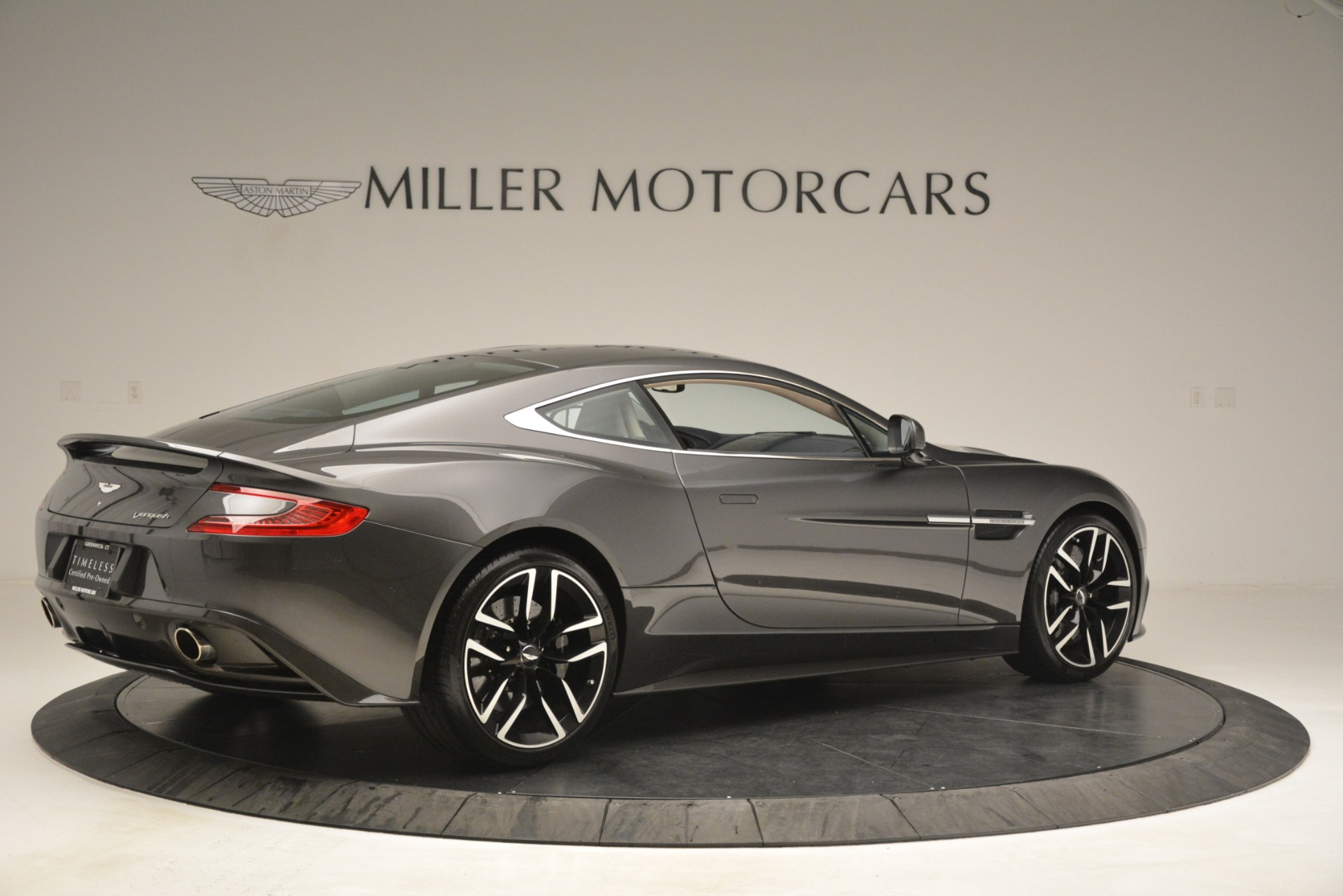Used 2016 Aston Martin Vanquish Coupe For Sale In Greenwich, CT 3215_p8