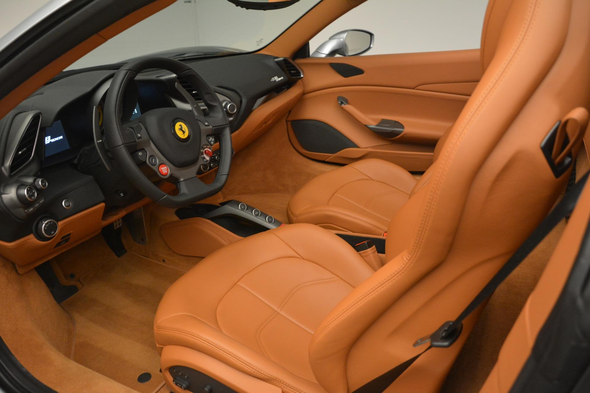 Used 2019 Ferrari 488 Spider  For Sale In Greenwich, CT 3216_p19