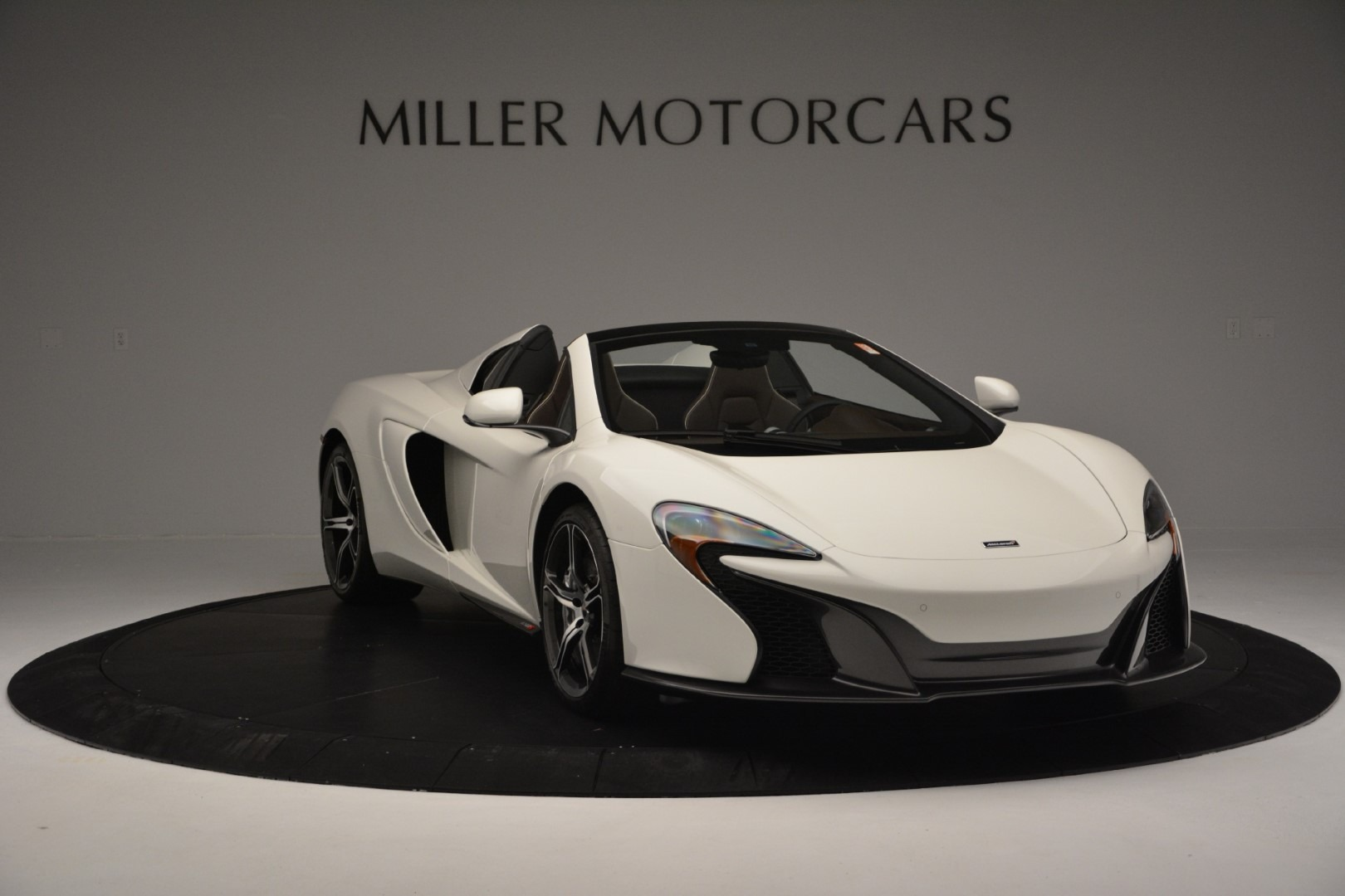 Used 2015 McLaren 650S Convertible For Sale In Greenwich, CT 3219_p10