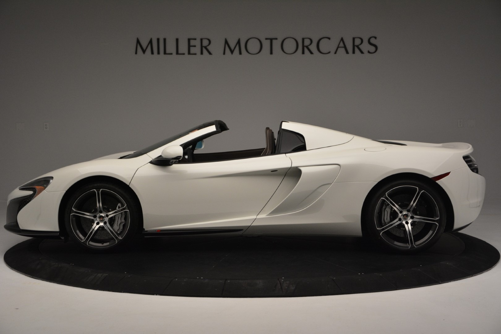 Used 2015 McLaren 650S Convertible For Sale In Greenwich, CT 3219_p2